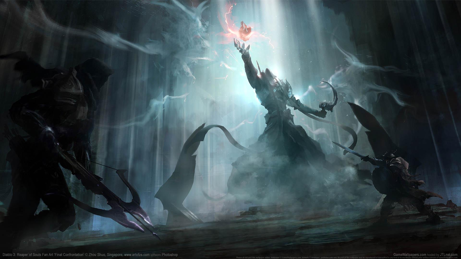 3 Reaper of Souls Fan Art wallpaper 06