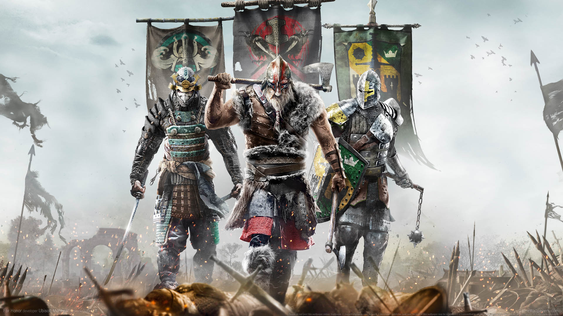 For Honor wallpaper 01 1920x1080