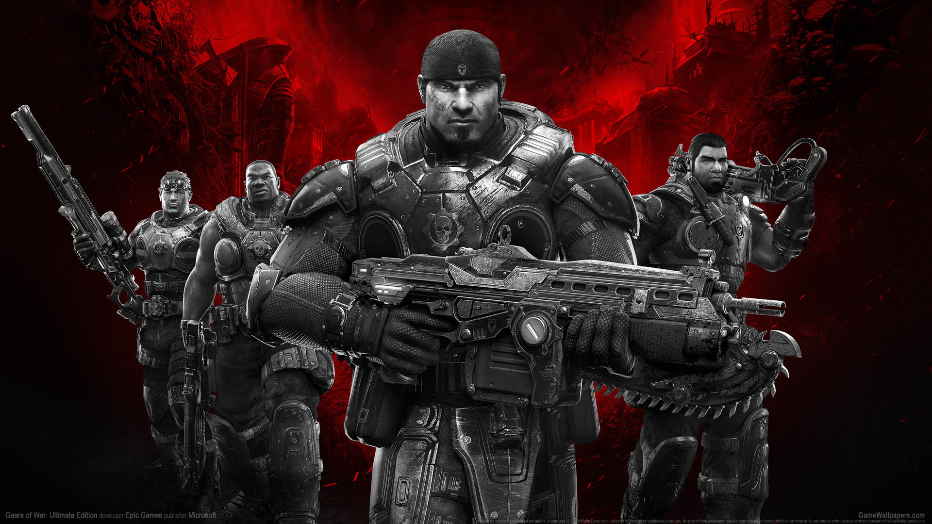 Gears of War: Ultimate Edition wallpaper 01 1920x1080