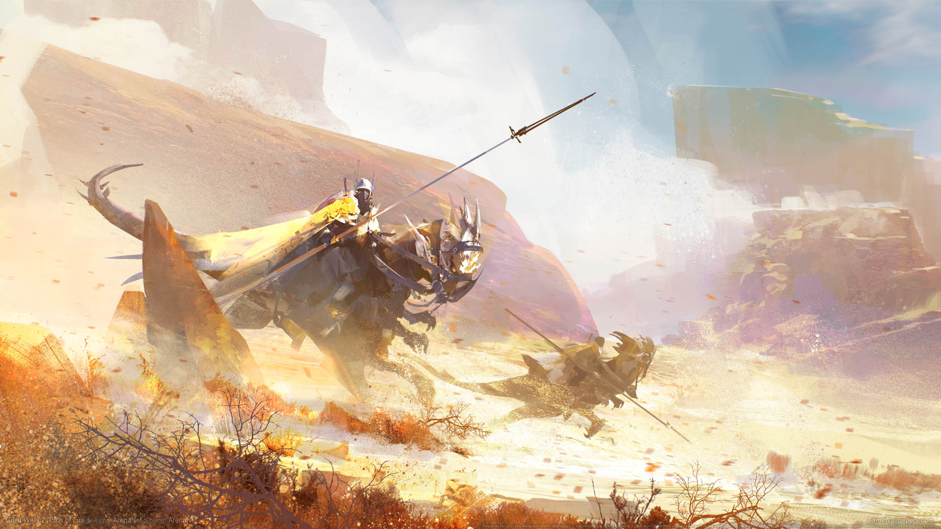 Guild Wars 2 Path Of Fire Wallpaper 01 1920x1080