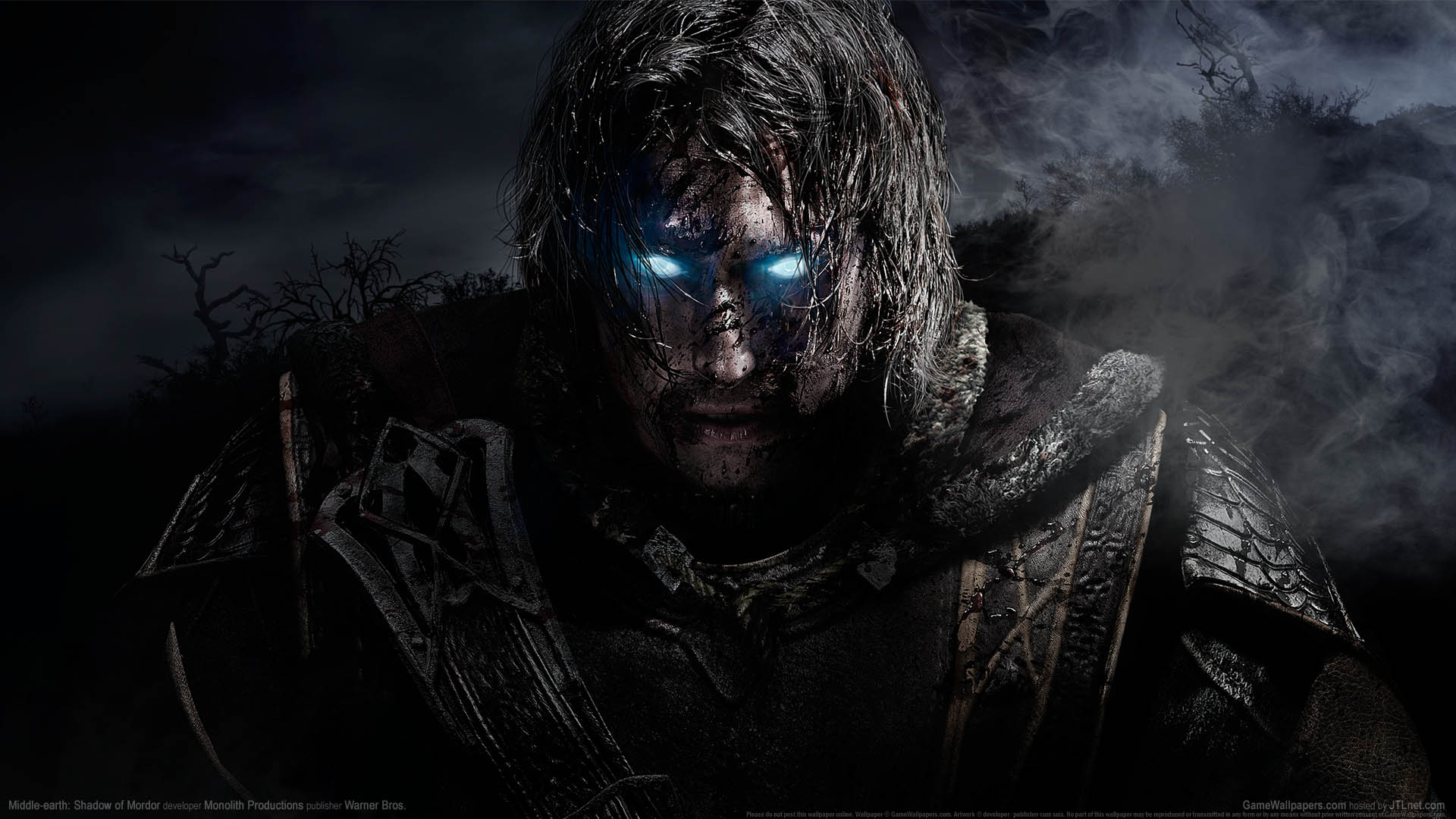 Middle Earth Shadow Of Mordor Wallpaper 01 1920x1080