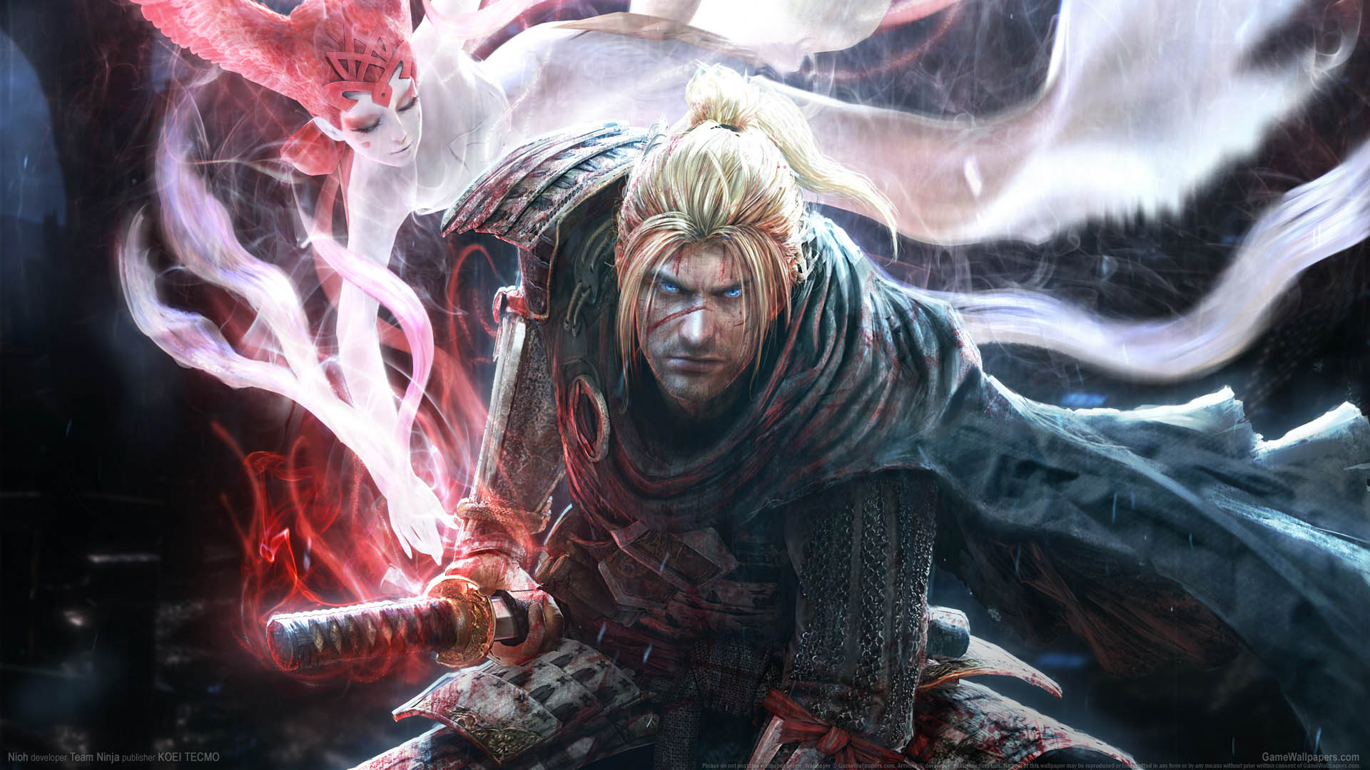 Image result for Nioh 1920x1080