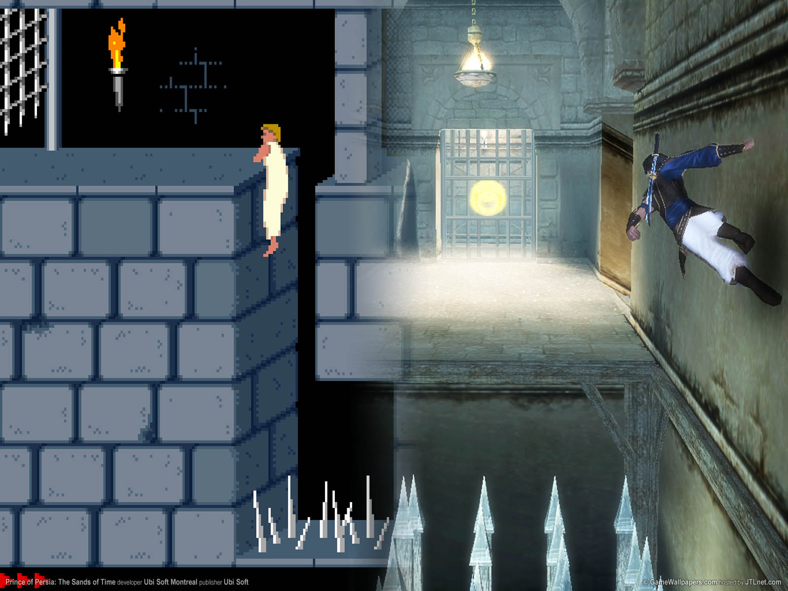 Prince Of Persia The Sands Of Time Wallpaper 07 1600x1200