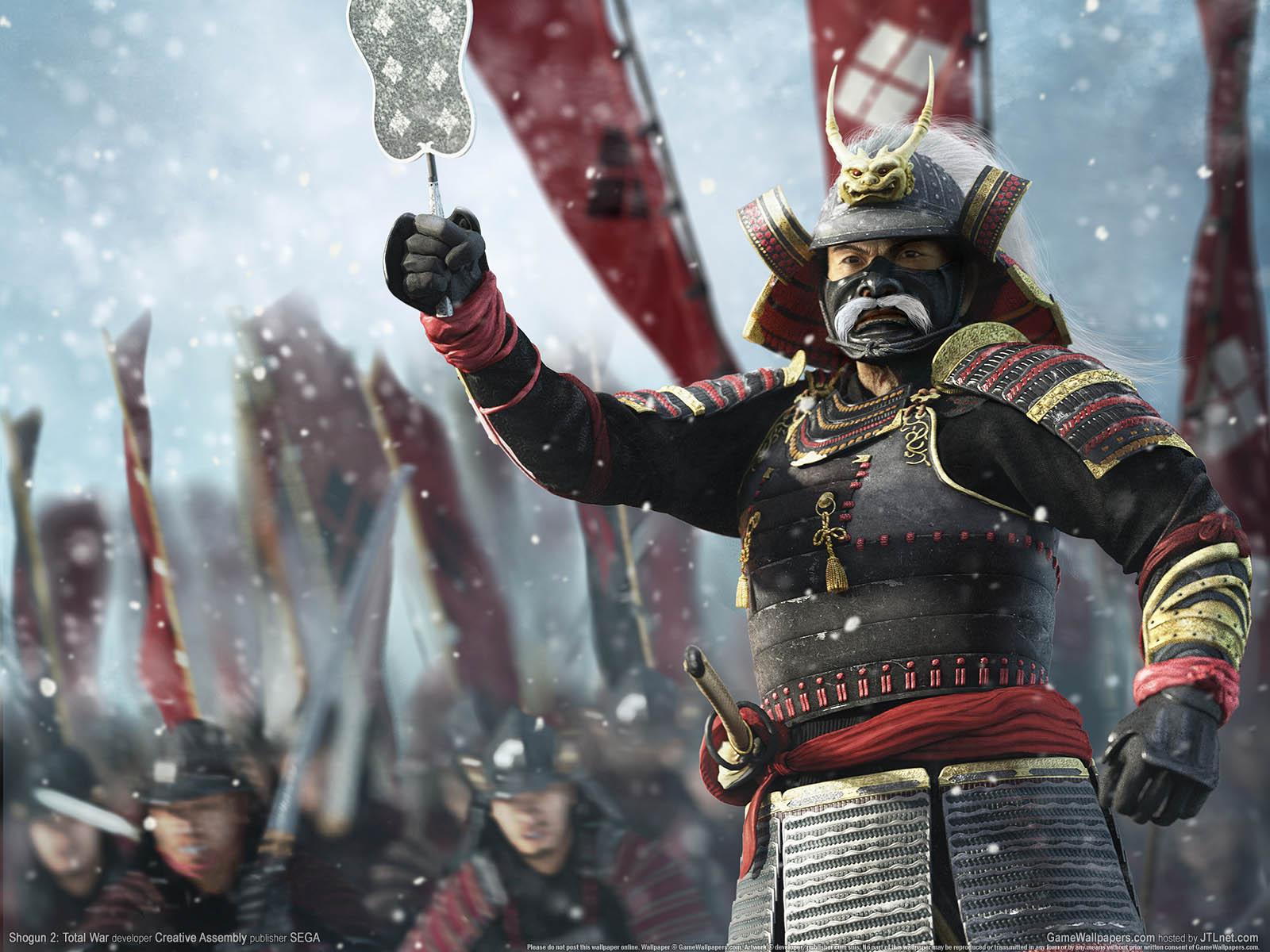 shogun 2%3a total war wallpaper 04 1600x1200