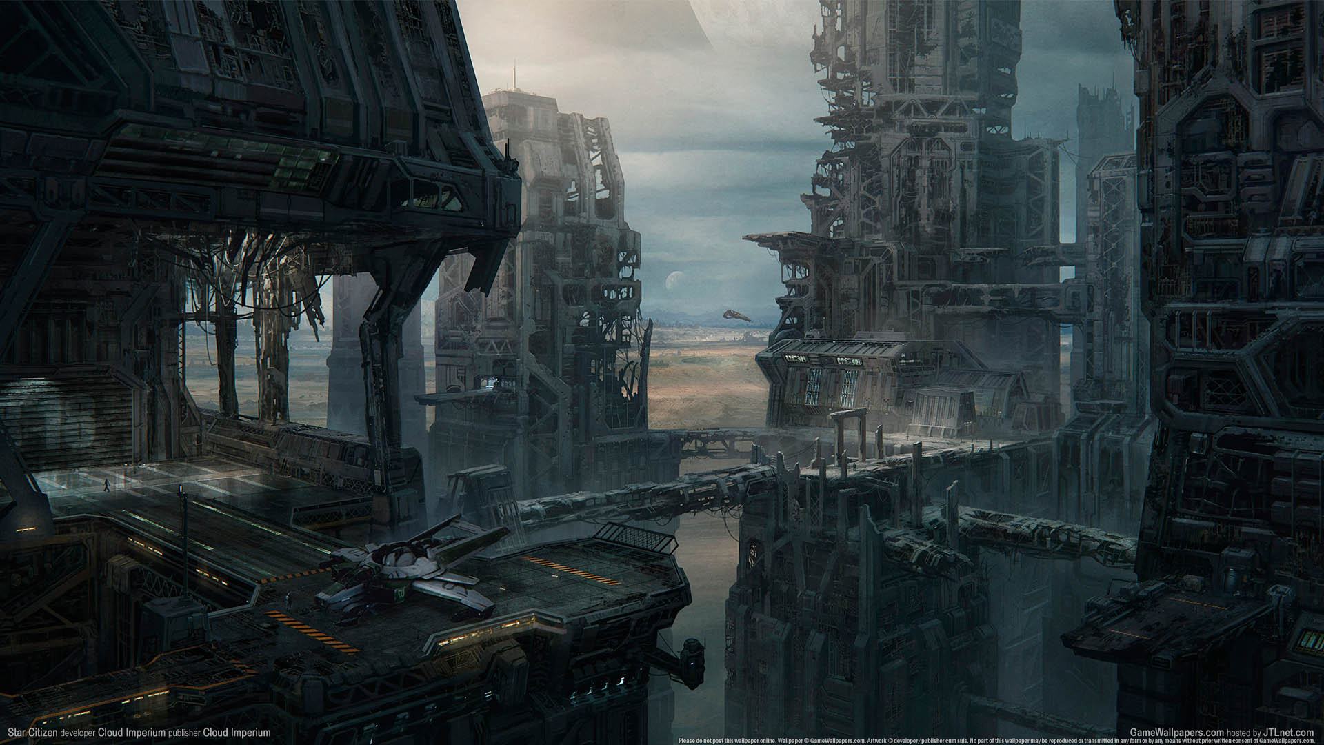 Star Citizen Wallpaper 1080p: Star Citizen Wallpaper 03 1920x1080