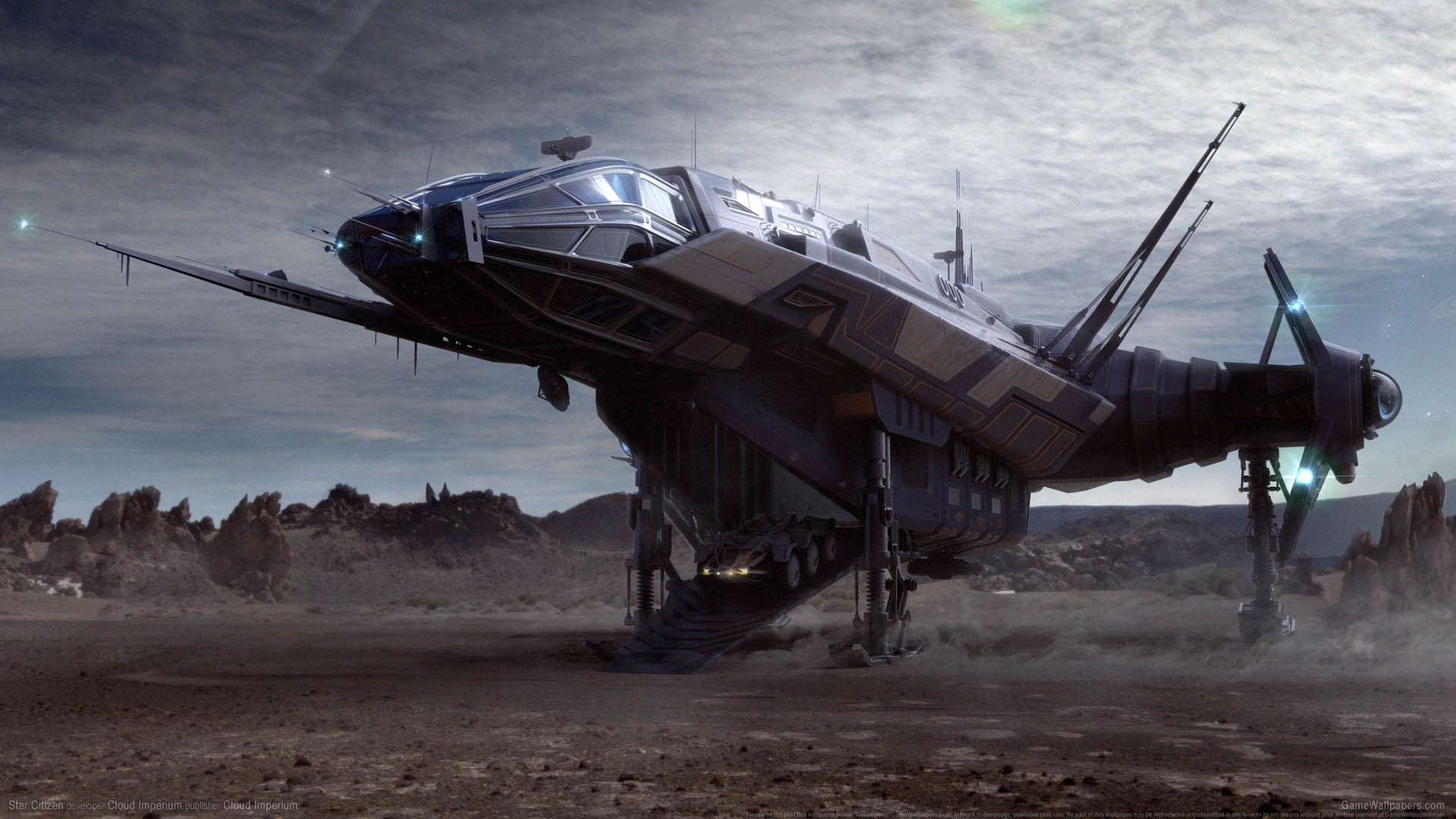 Star Citizen Wallpaper 1080p: Star Citizen Wallpaper 08 1920x1080