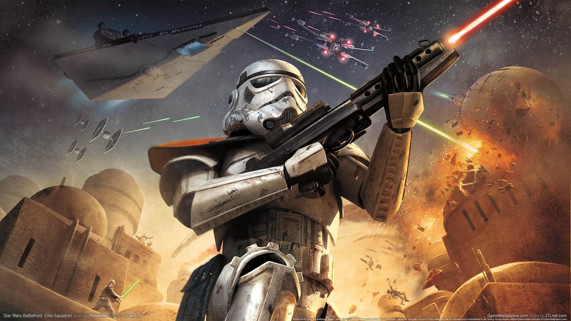 Star Wars Battlefront Elite Squadron Wallpaper 01 1920x1080