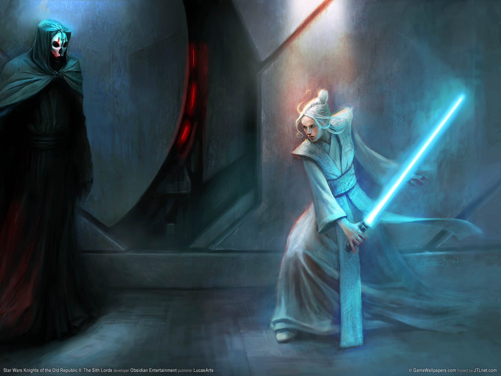 star wars: knights of the old republic 2 wallpaper 01 1600x1200