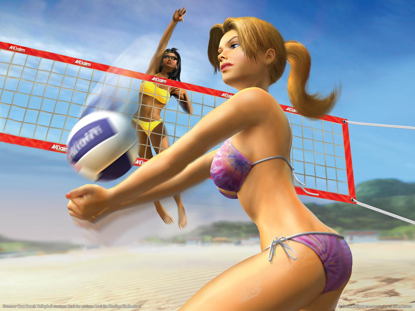 было волейбол только в картинках второй участнице