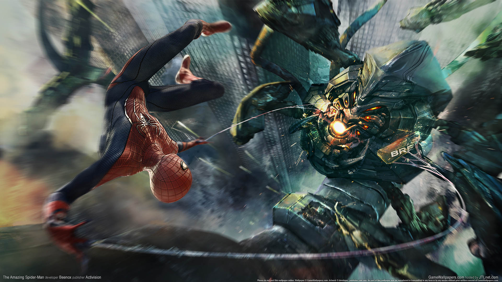 The Amazing Spider Man Wallpaper 02 1920x1080
