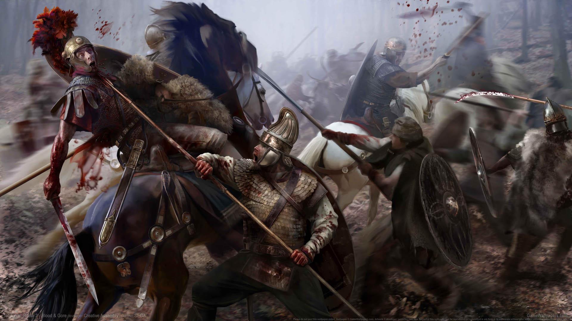 Total War: ROME II - Blood & Gore Download