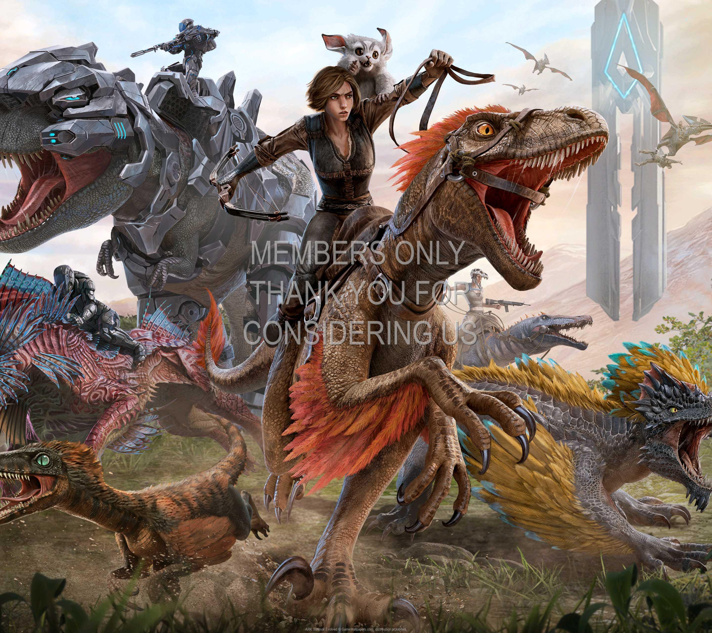 ARK: Survival Evolved 1440p Horizontal Mobile wallpaper or background 02