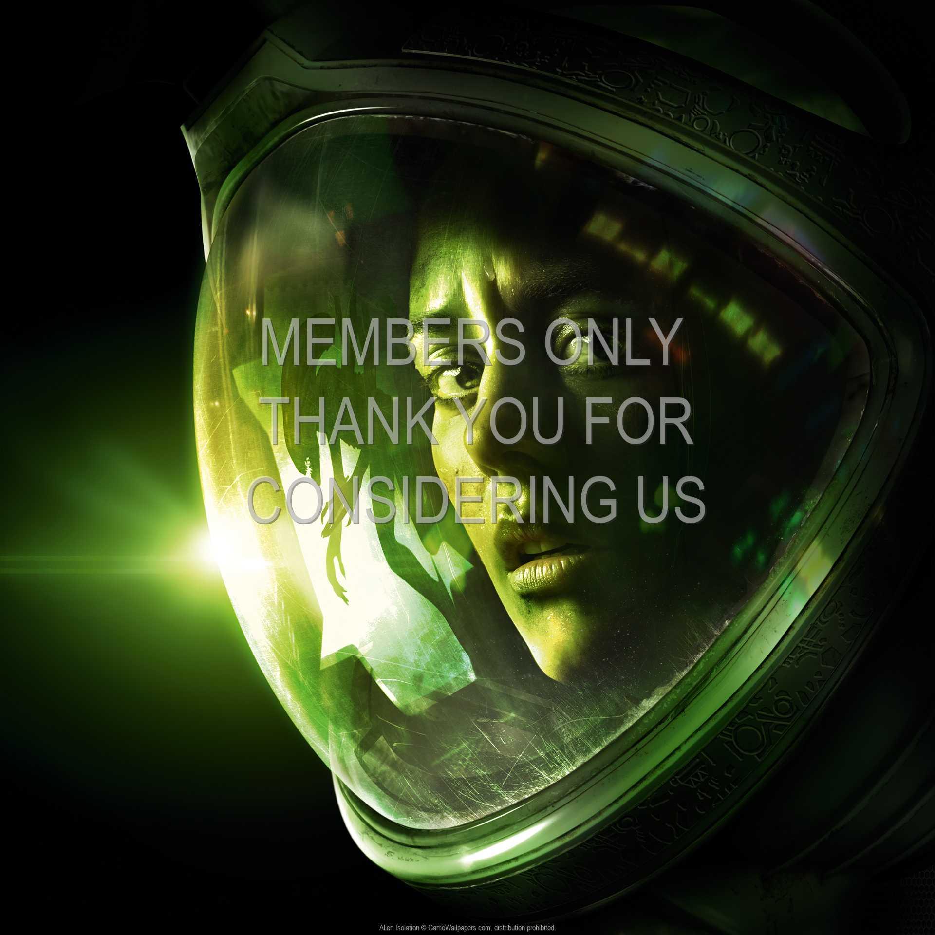 Alien: Isolation 1080p Horizontal Mobiele achtergrond 04