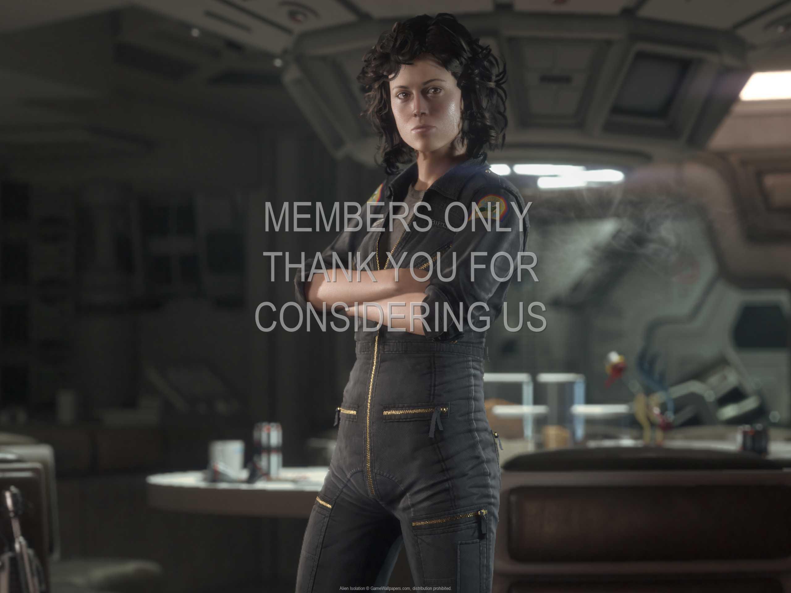 Alien: Isolation 1080p Horizontal Mobiele achtergrond 05