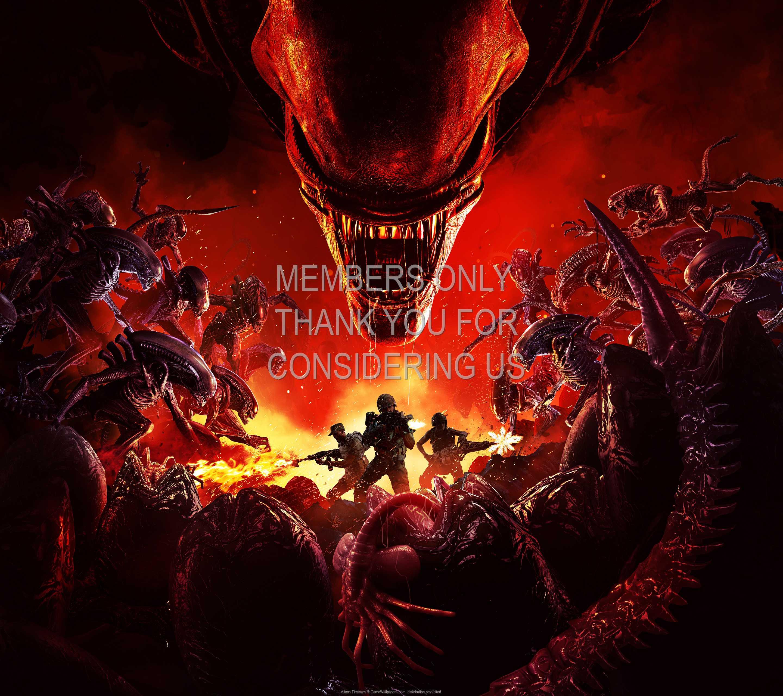 Aliens: Fireteam 1440p Horizontal Mobile wallpaper or background 02
