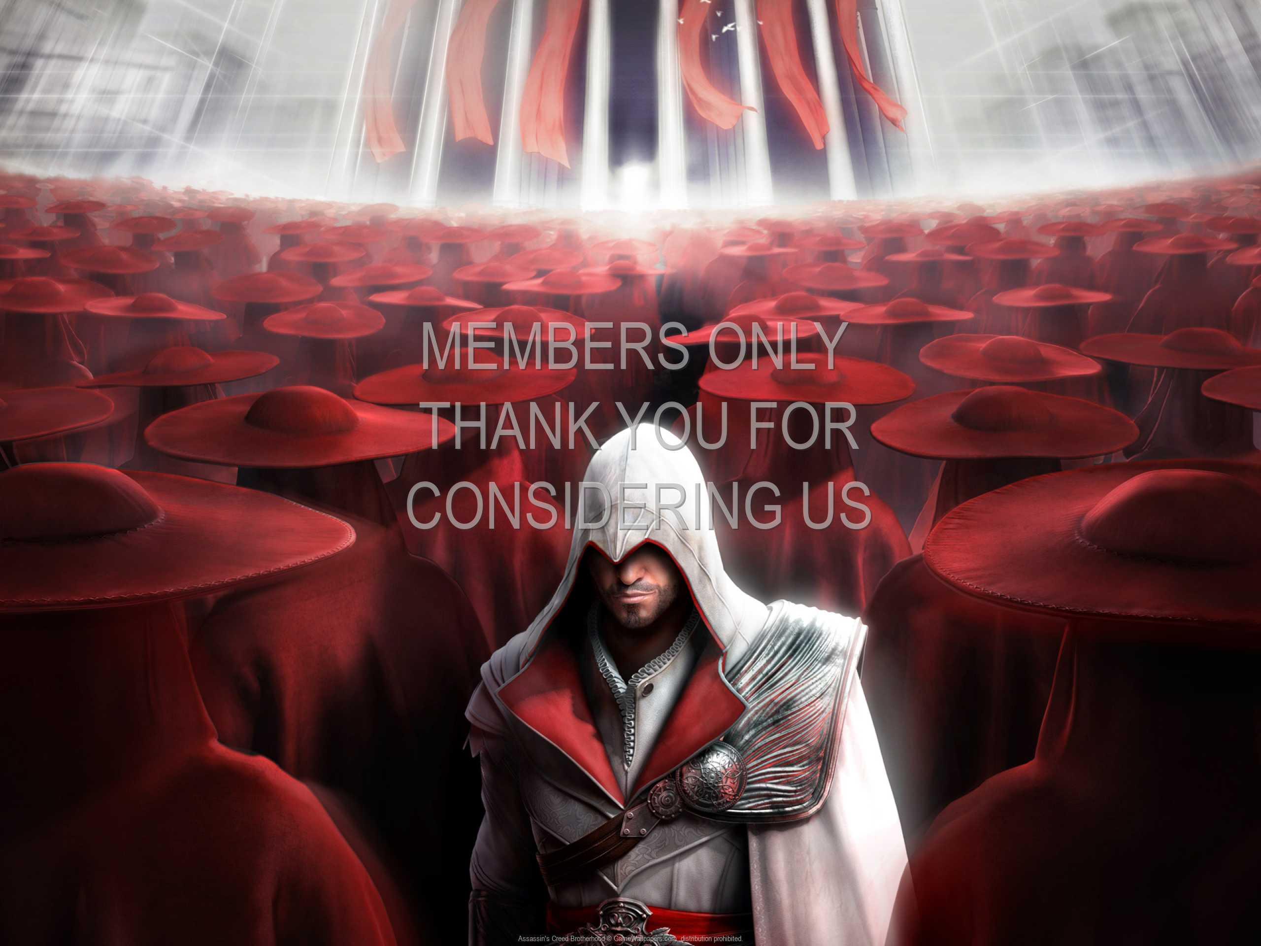 Assassin S Creed Brotherhood Wallpaper 05 1080p Horizontal
