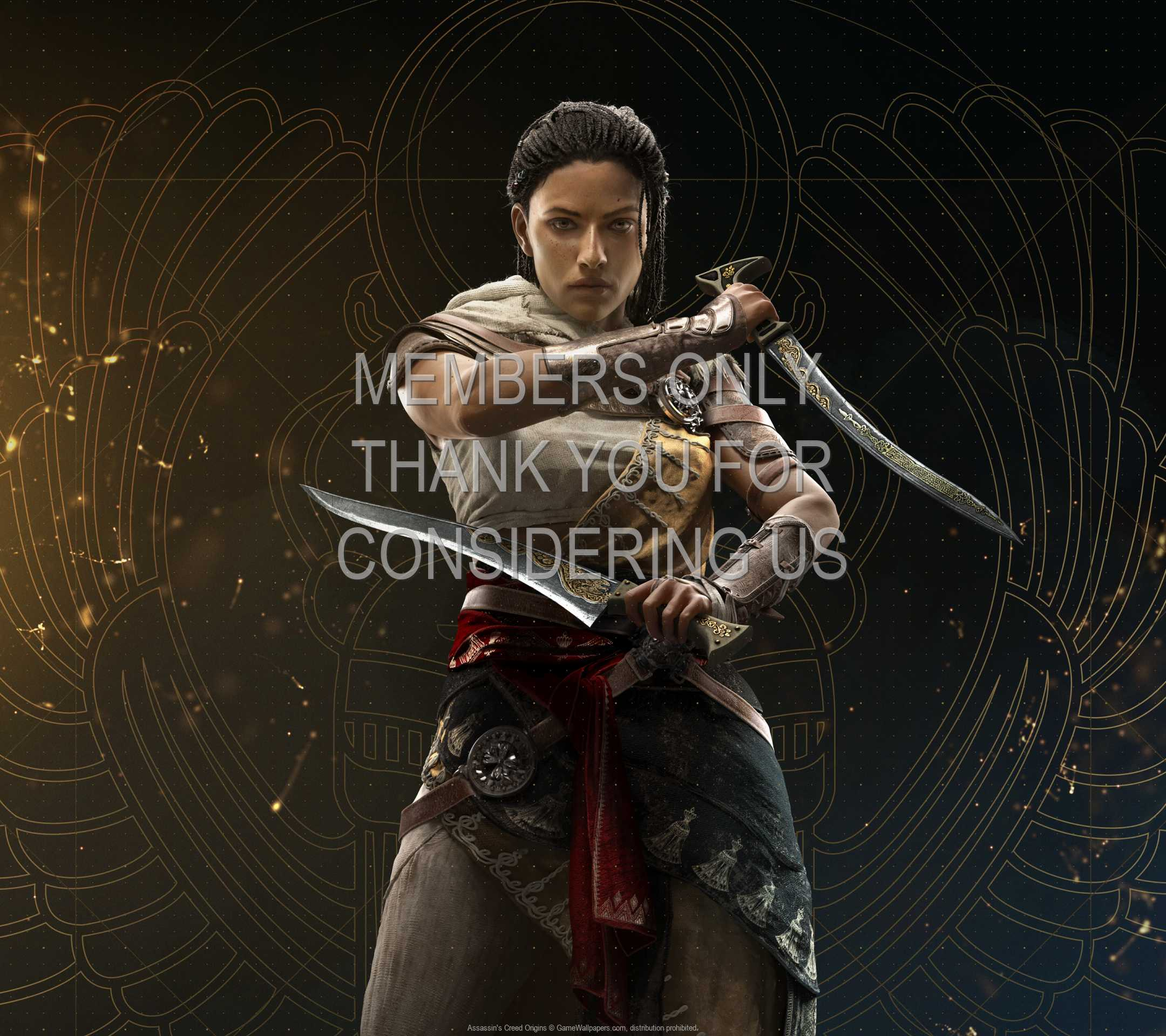 Assassin S Creed Origins Wallpaper 17 1080p Horizontal