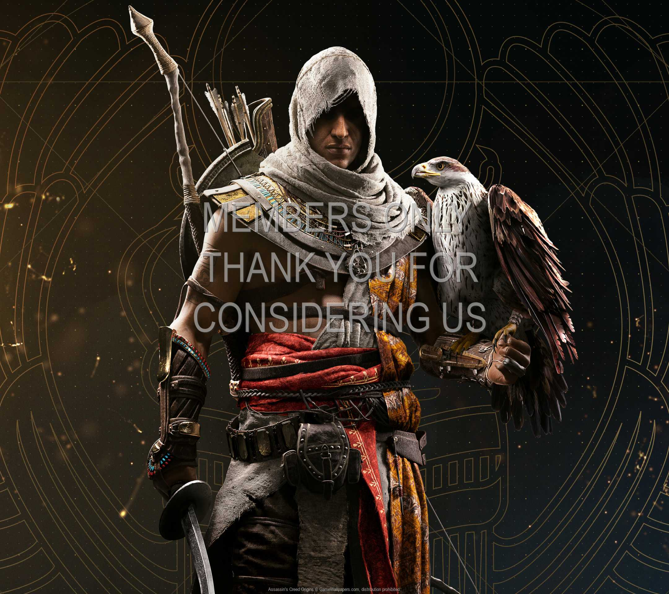 Assassin S Creed Origins Wallpaper 18 1080p Horizontal