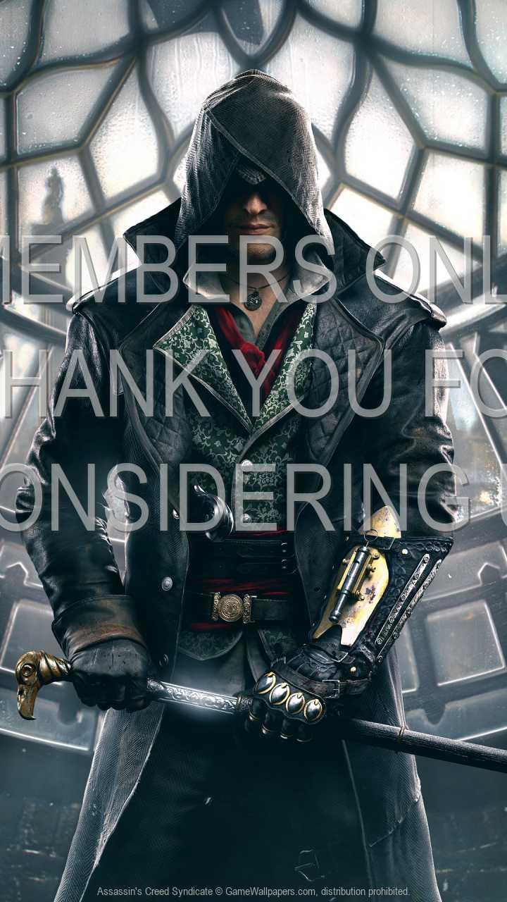 Assassin's Creed: Syndicate 720p Vertical Handy Hintergrundbild 01