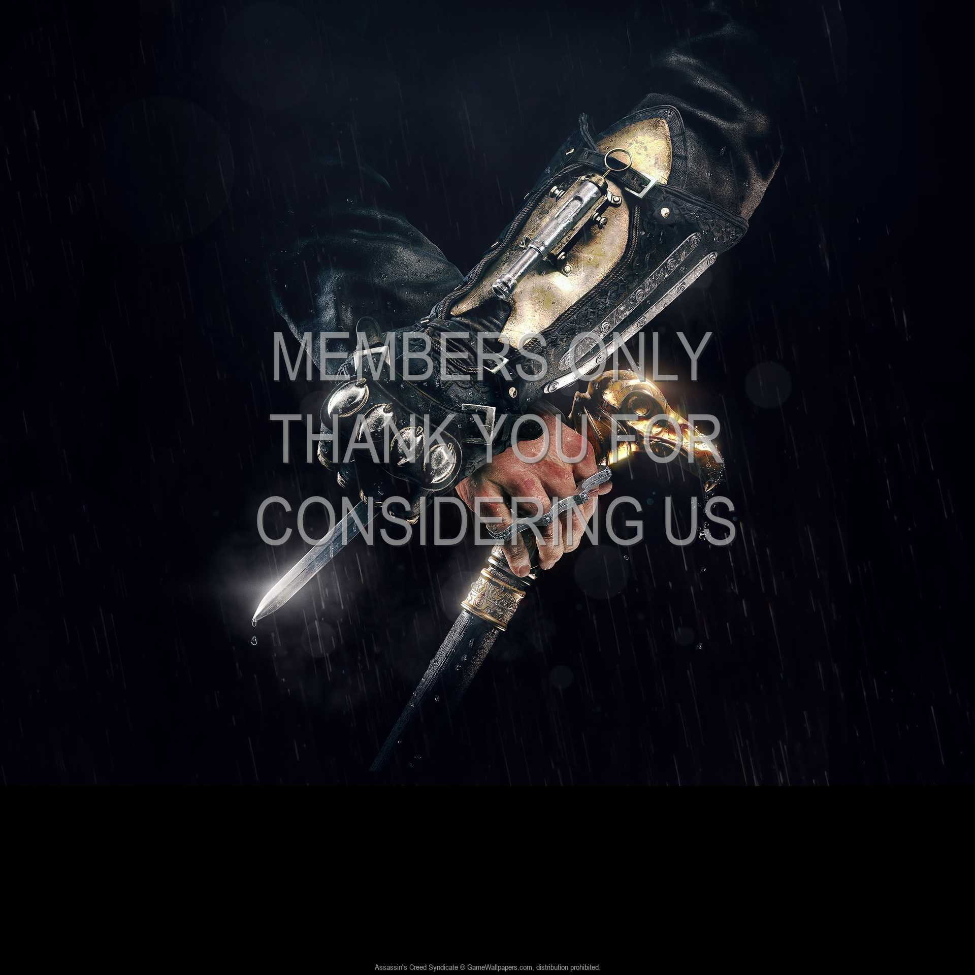 Assassin's Creed: Syndicate 1080p Horizontal Mobile wallpaper or background 03