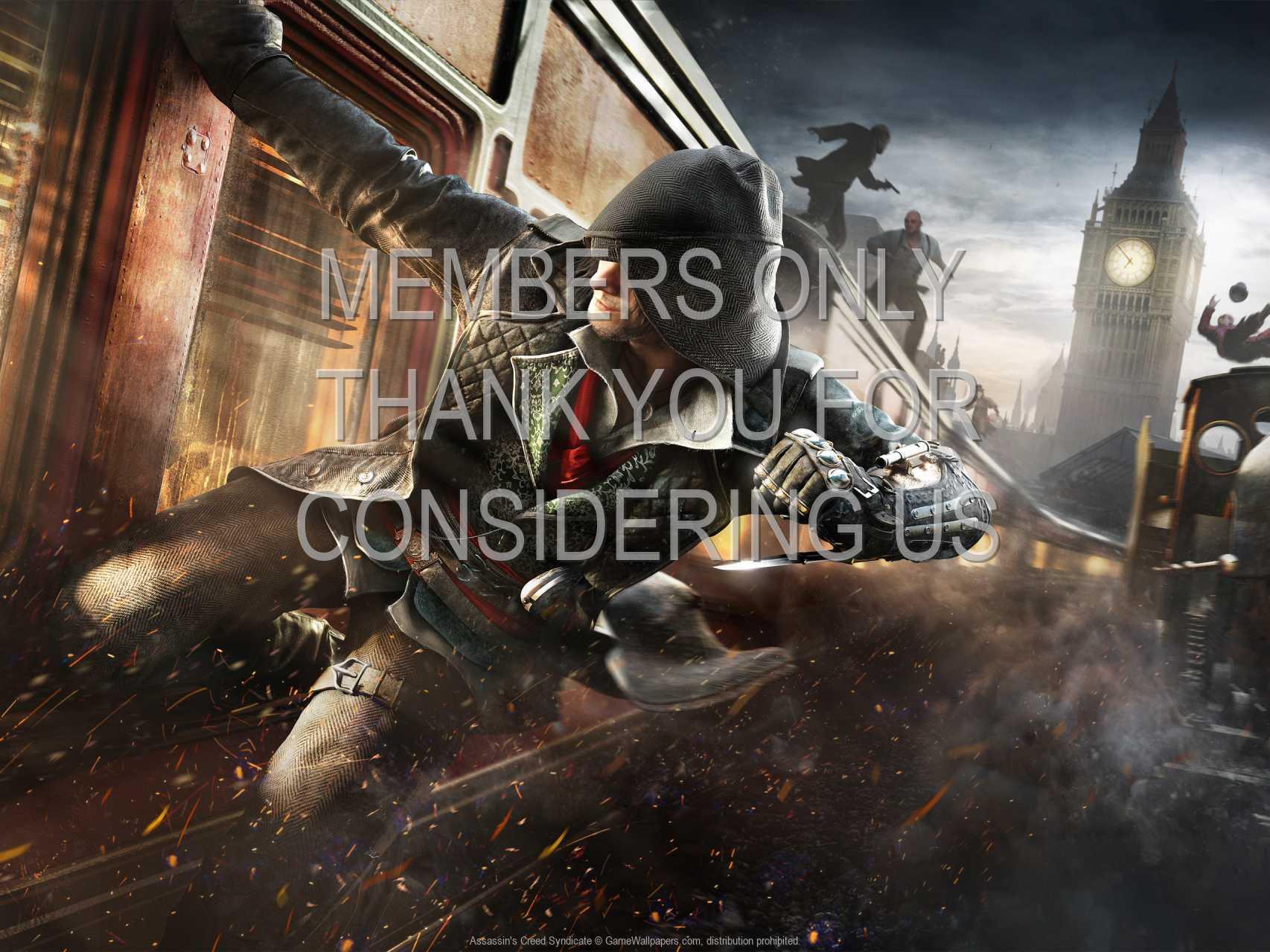 Assassin's Creed: Syndicate 720p Horizontal Handy Hintergrundbild 04