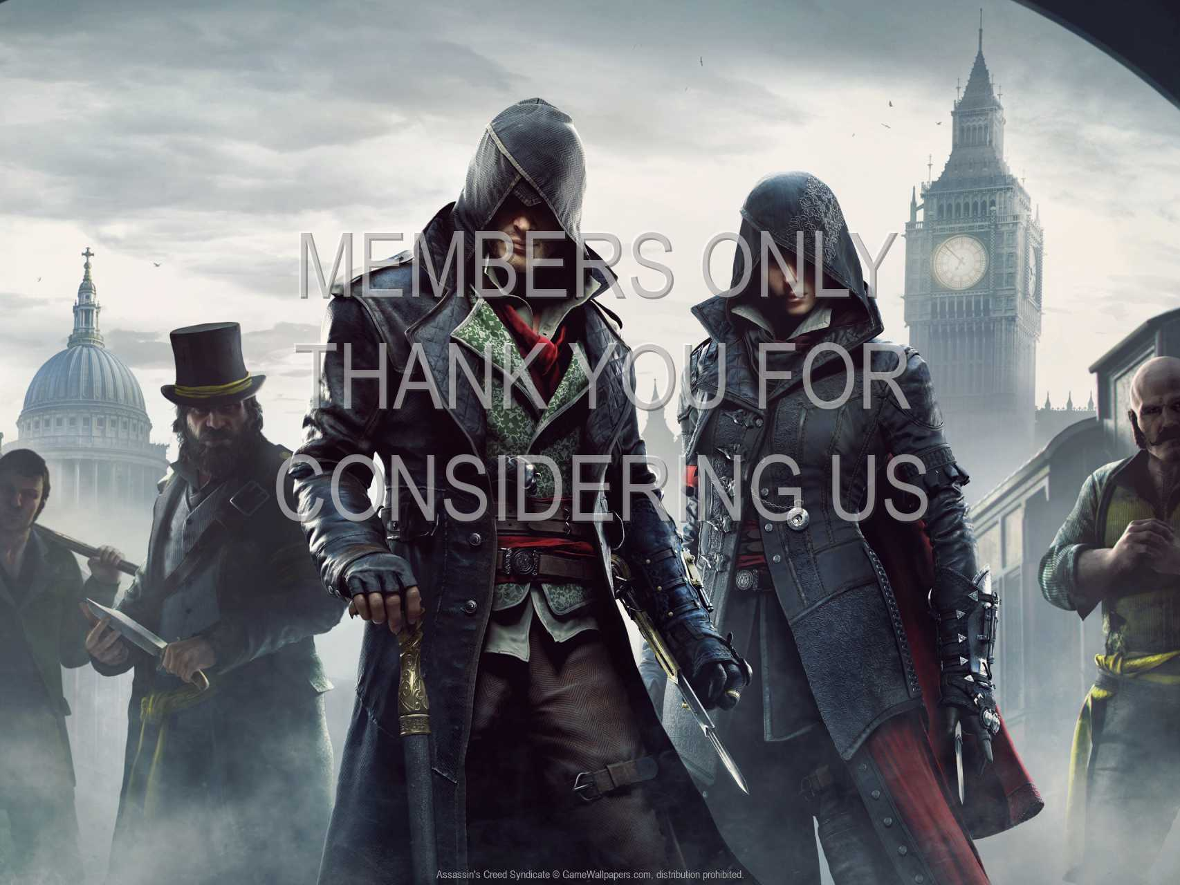 Assassin's Creed: Syndicate 720p Horizontal Mobile wallpaper or background 05