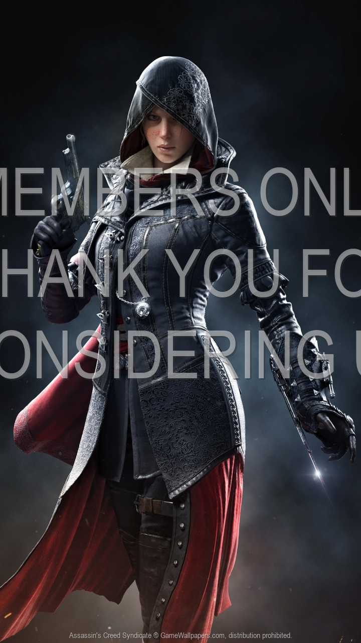 Assassin's Creed: Syndicate 720p Vertical Handy Hintergrundbild 07