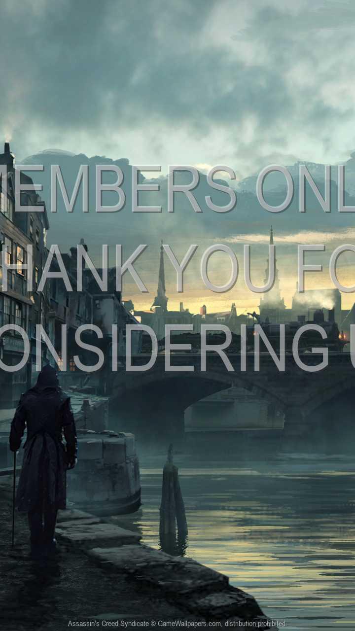 Assassin's Creed: Syndicate 720p Vertical Handy Hintergrundbild 08