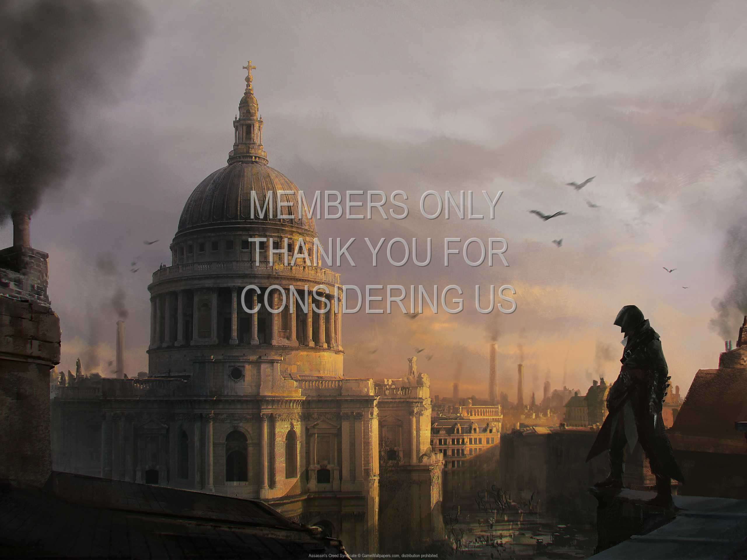 Assassin's Creed: Syndicate 1080p Horizontal Mobile wallpaper or background 13