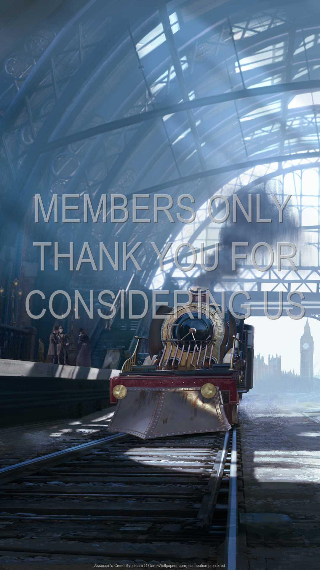 Assassin's Creed: Syndicate 1080p Vertical Handy Hintergrundbild 15