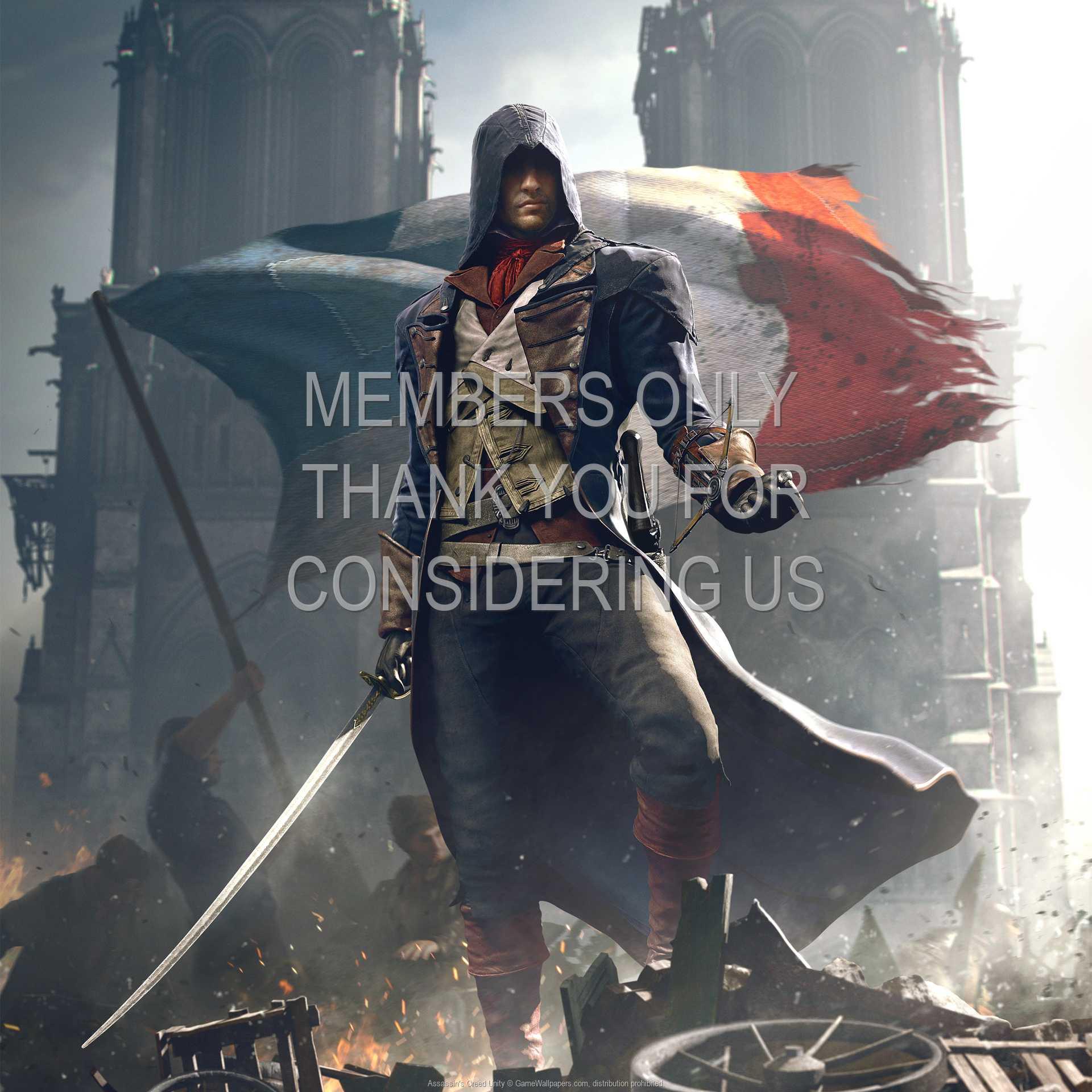 Assassin S Creed Unity Wallpaper 14 1080p Horizontal