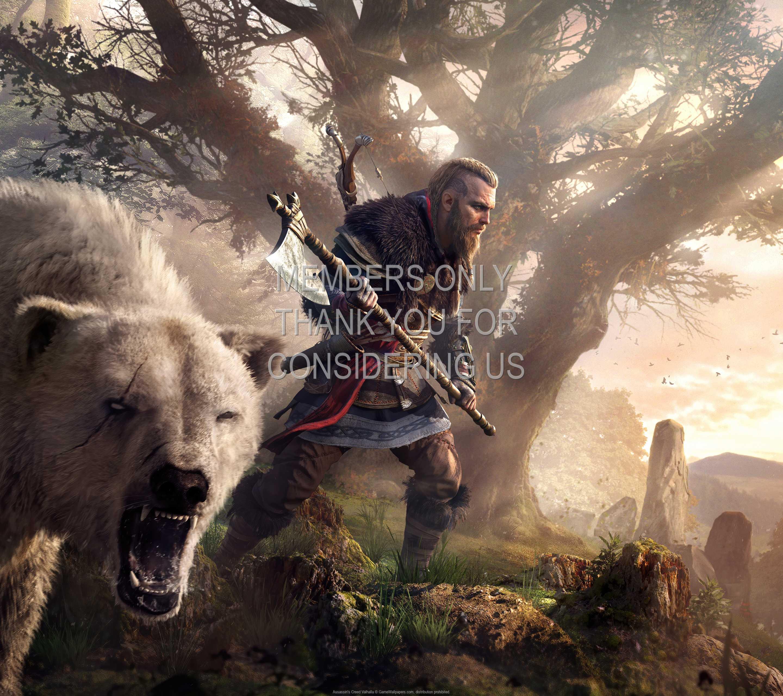Assassin's Creed: Valhalla 1440p Horizontal Mobile fond d'écran 05
