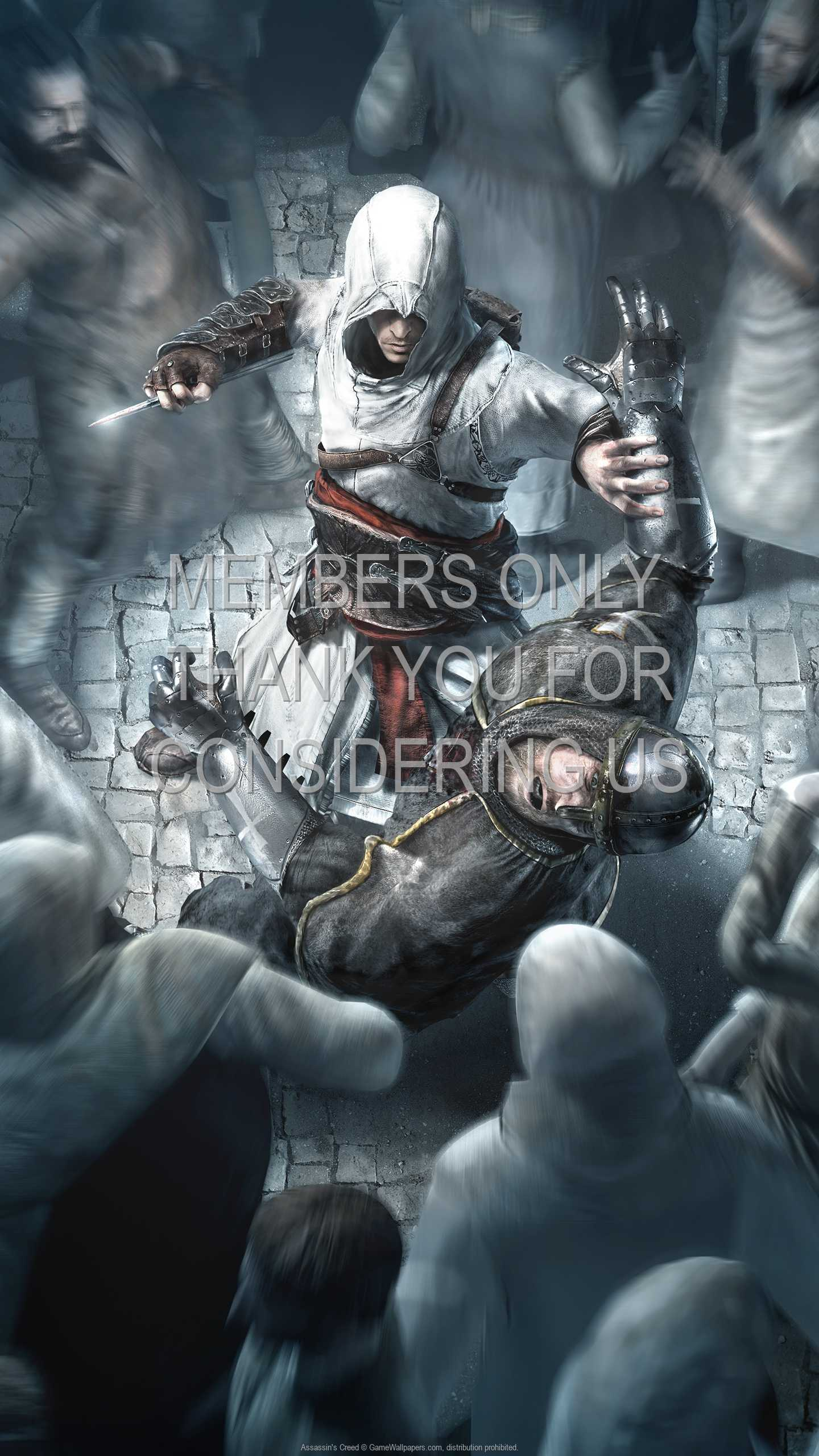 Assassin's Creed 1440p Vertical Handy Hintergrundbild 15