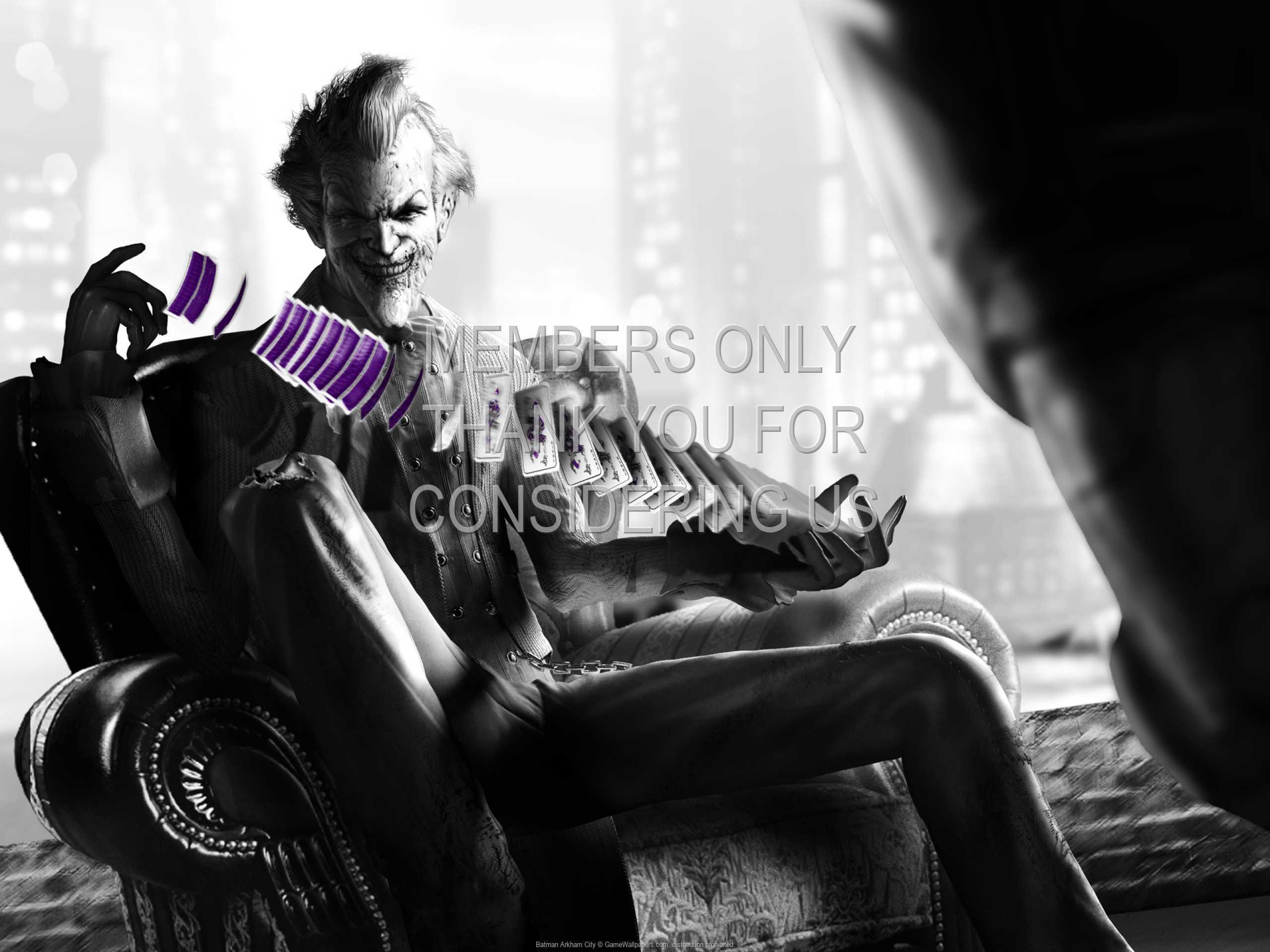 Batman: Arkham City 1080p Horizontal Mobile wallpaper or background 03