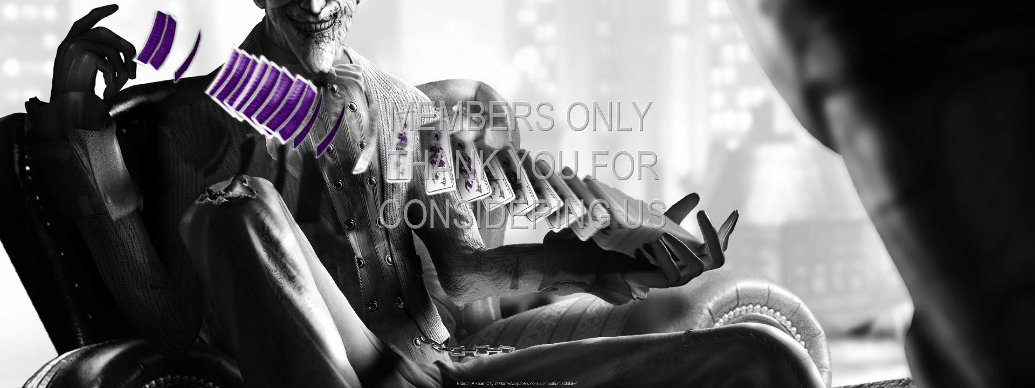 Batman: Arkham City 720p Horizontal Mobile wallpaper or background 03