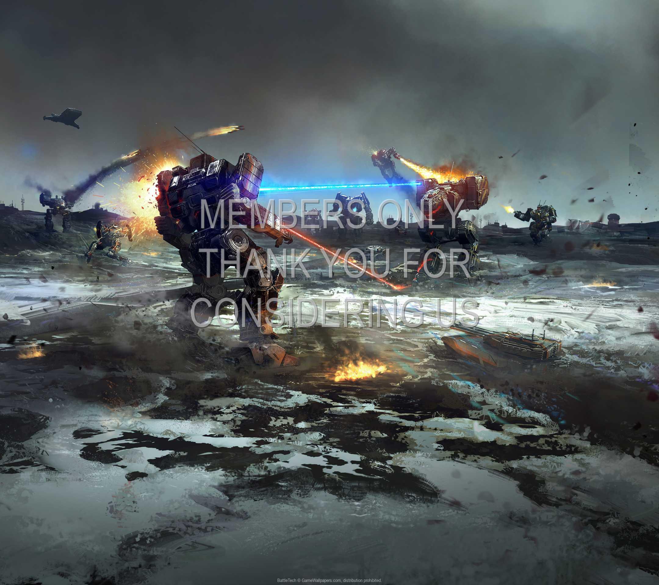 BattleTech 1080p Horizontal Móvil fondo de escritorio 03