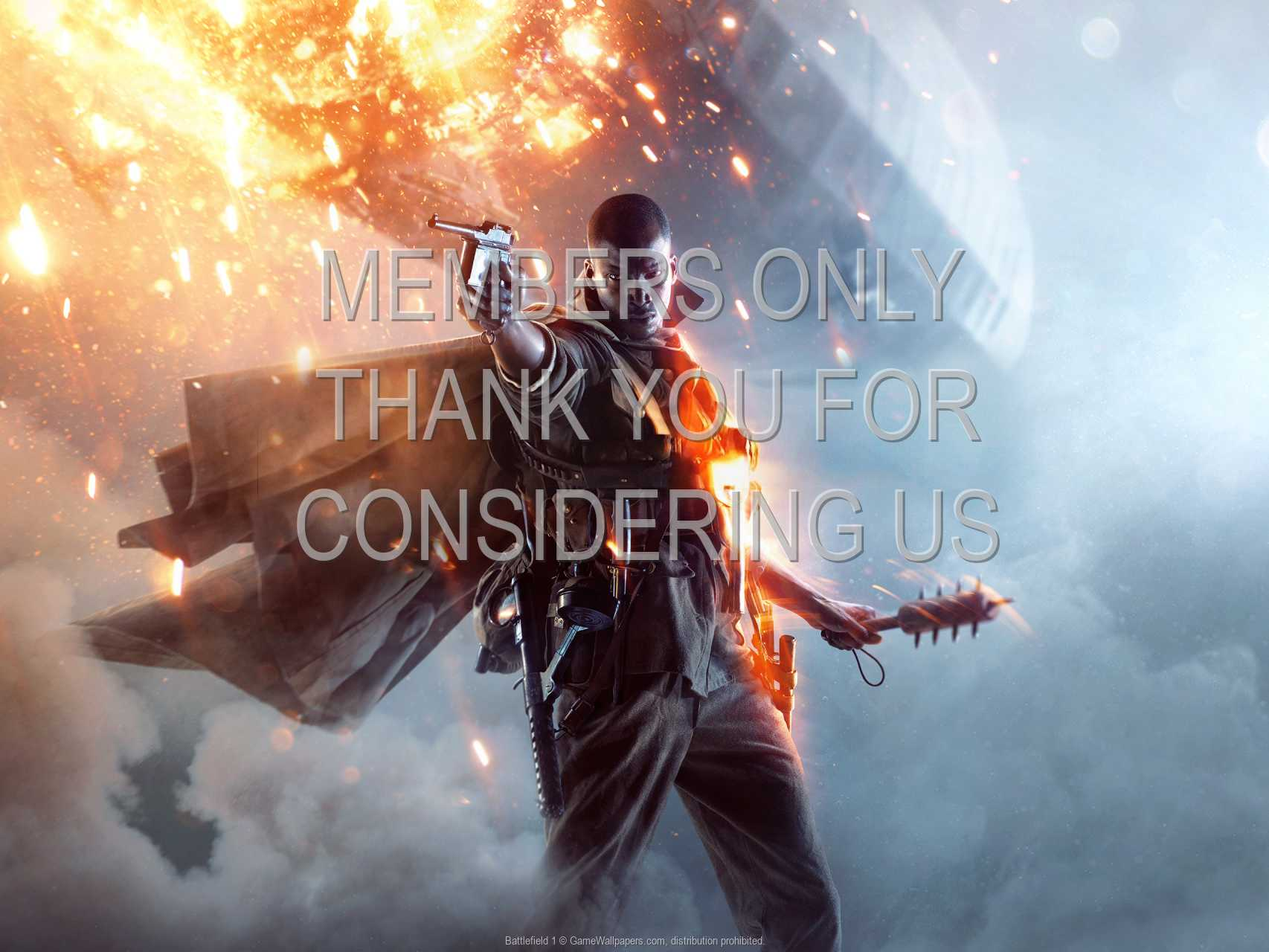 Battlefield 1 720p Horizontal Mobile wallpaper or background 01