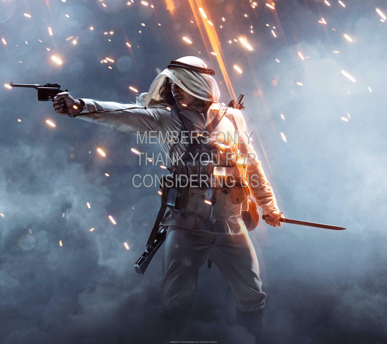 Battlefield 1 1440p Horizontal Mobile wallpaper or background 04