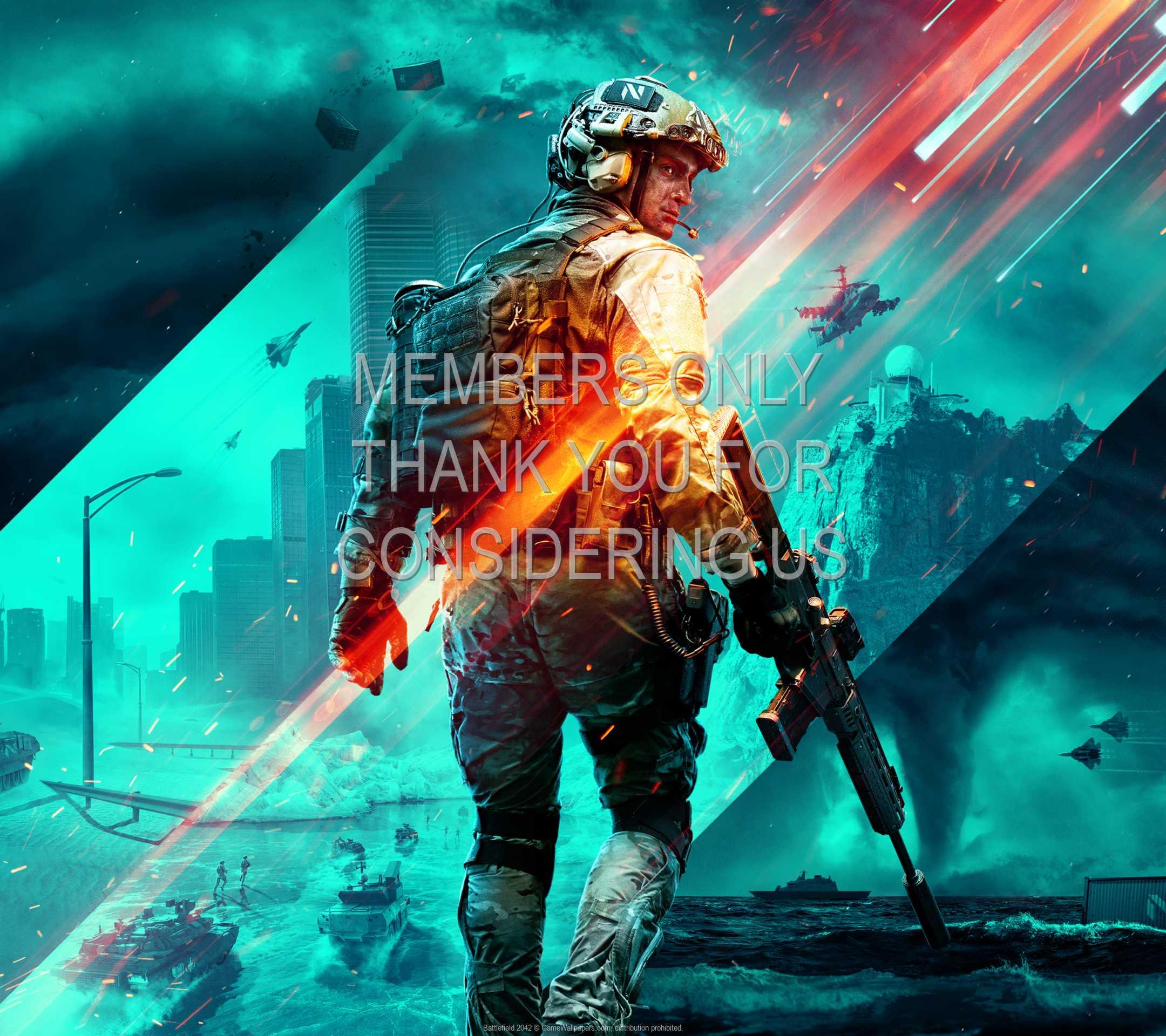 Battlefield 2042 1080p Horizontal Mobile wallpaper or background 02