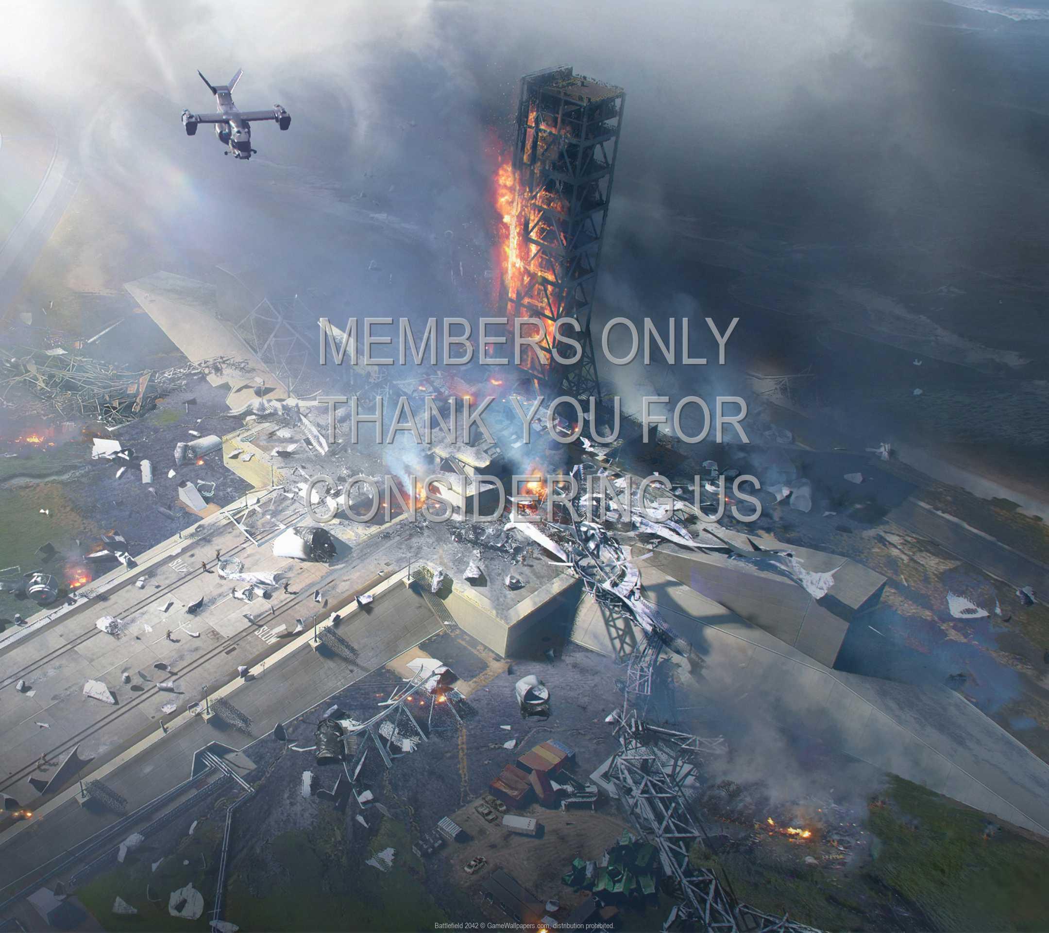 Battlefield 2042 1080p Horizontal Móvil fondo de escritorio 04