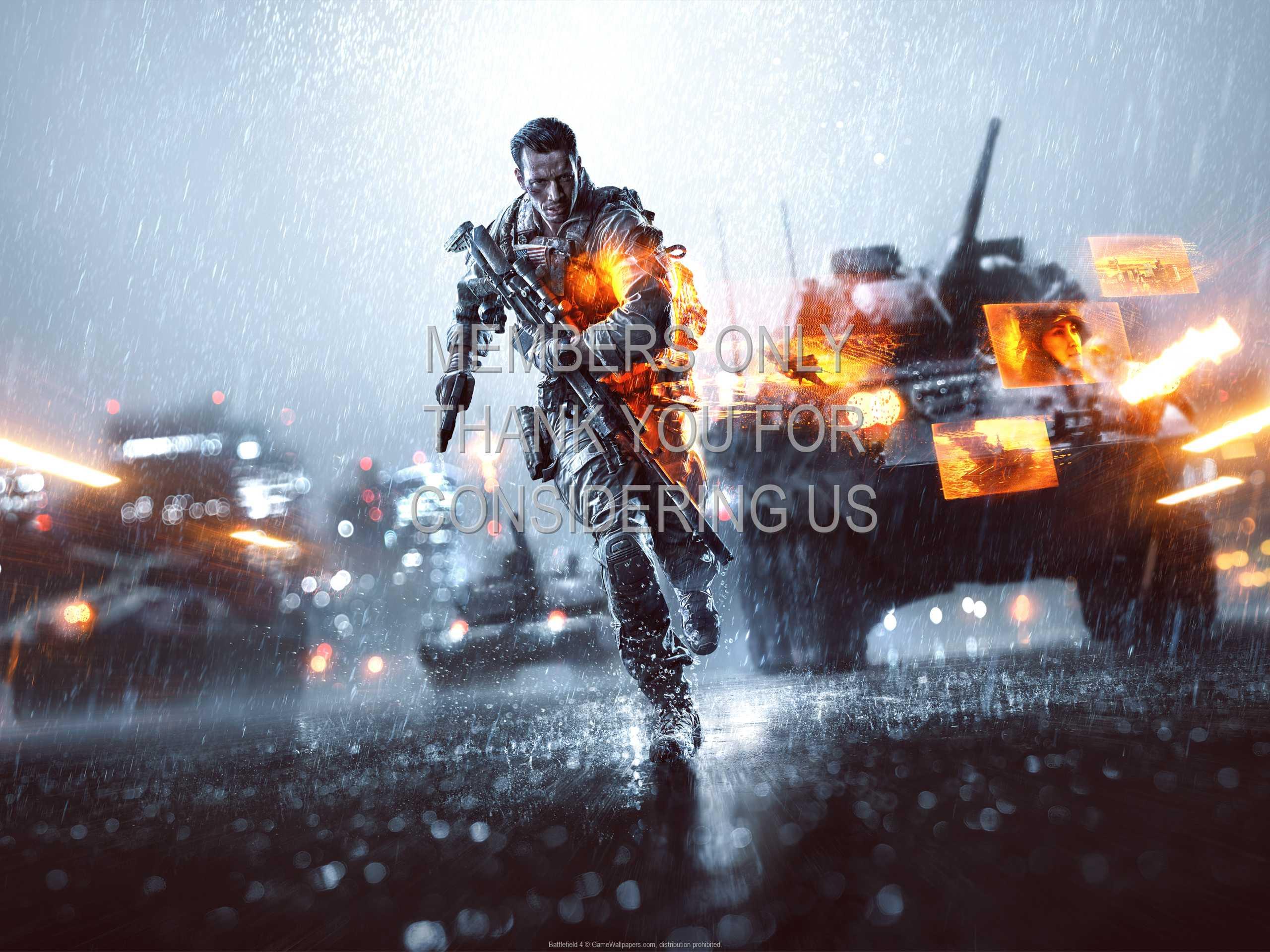 Battlefield 4 1080p Horizontal Mobile fond d'écran 01