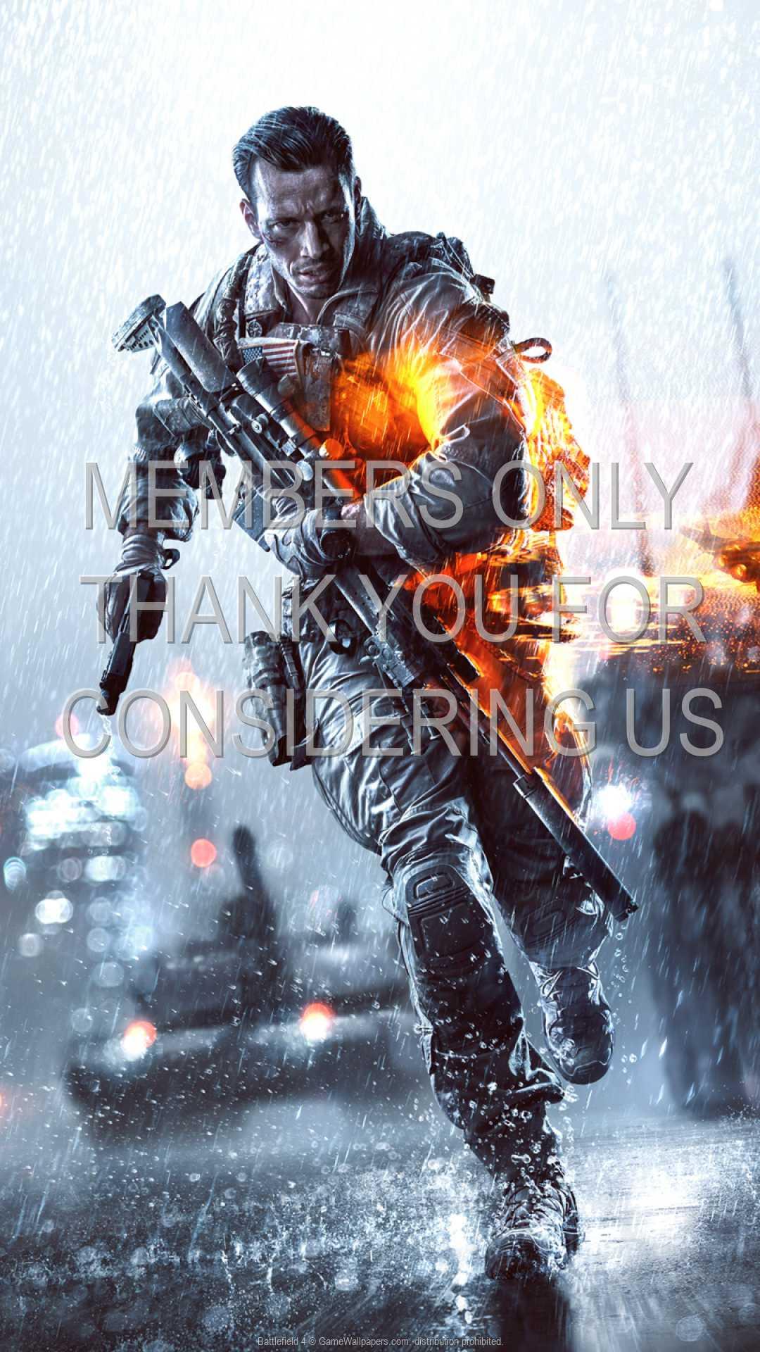 Battlefield 4 1080p Vertical Mobile fond d'écran 01