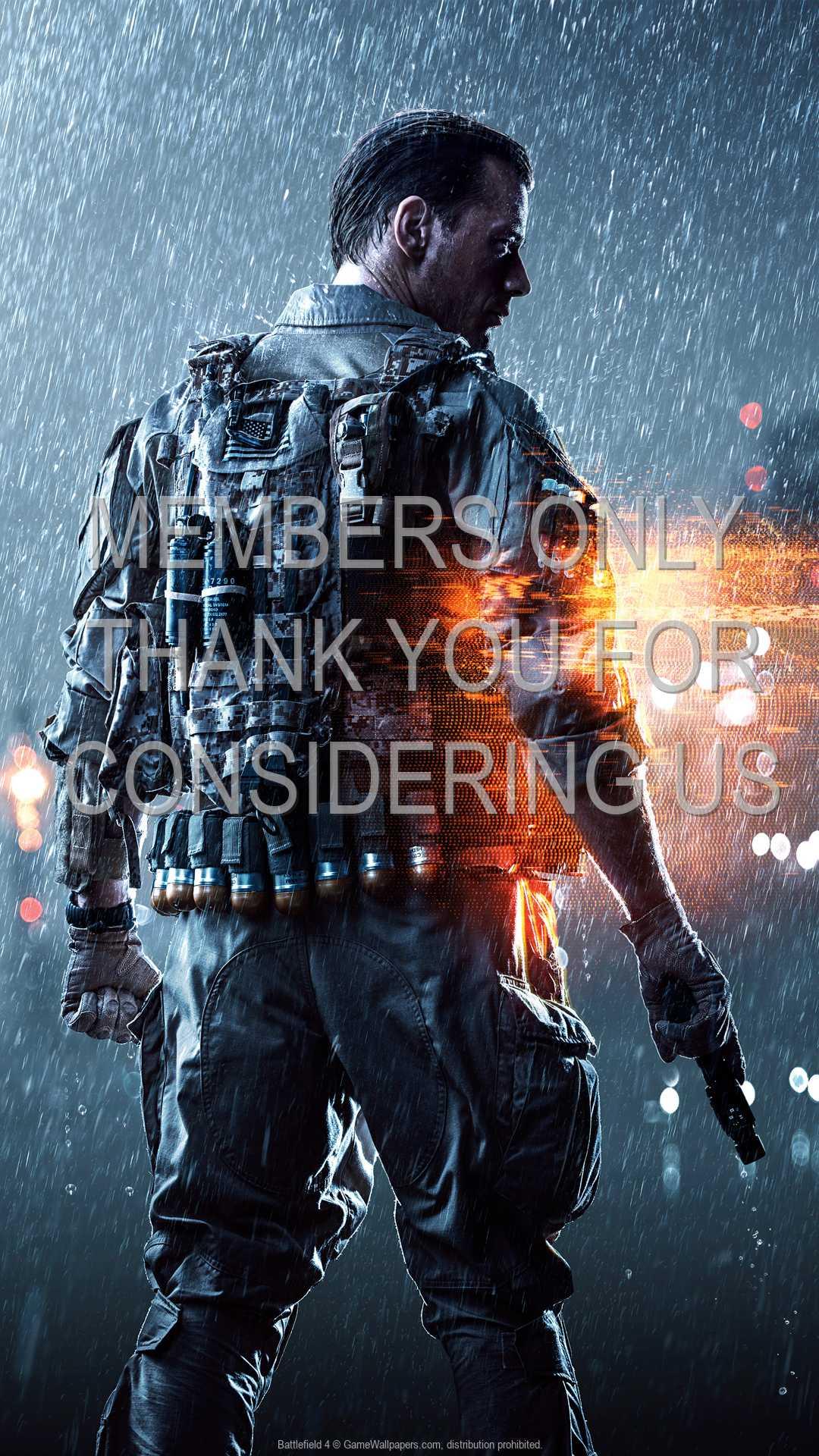 Battlefield 4 1080p Vertical Mobile fond d'écran 03