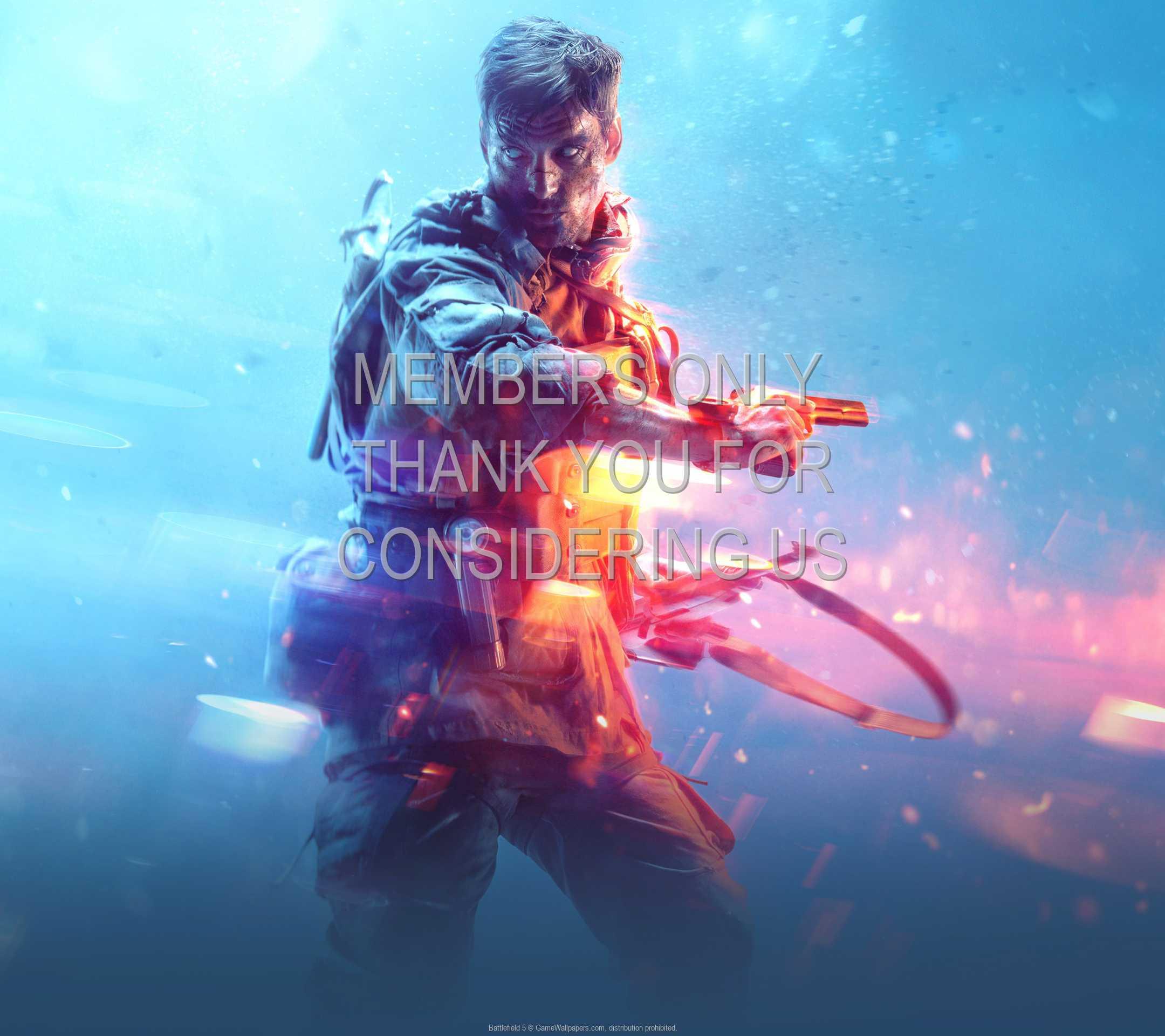 Battlefield 5 1080p Horizontal Handy Hintergrundbild 02