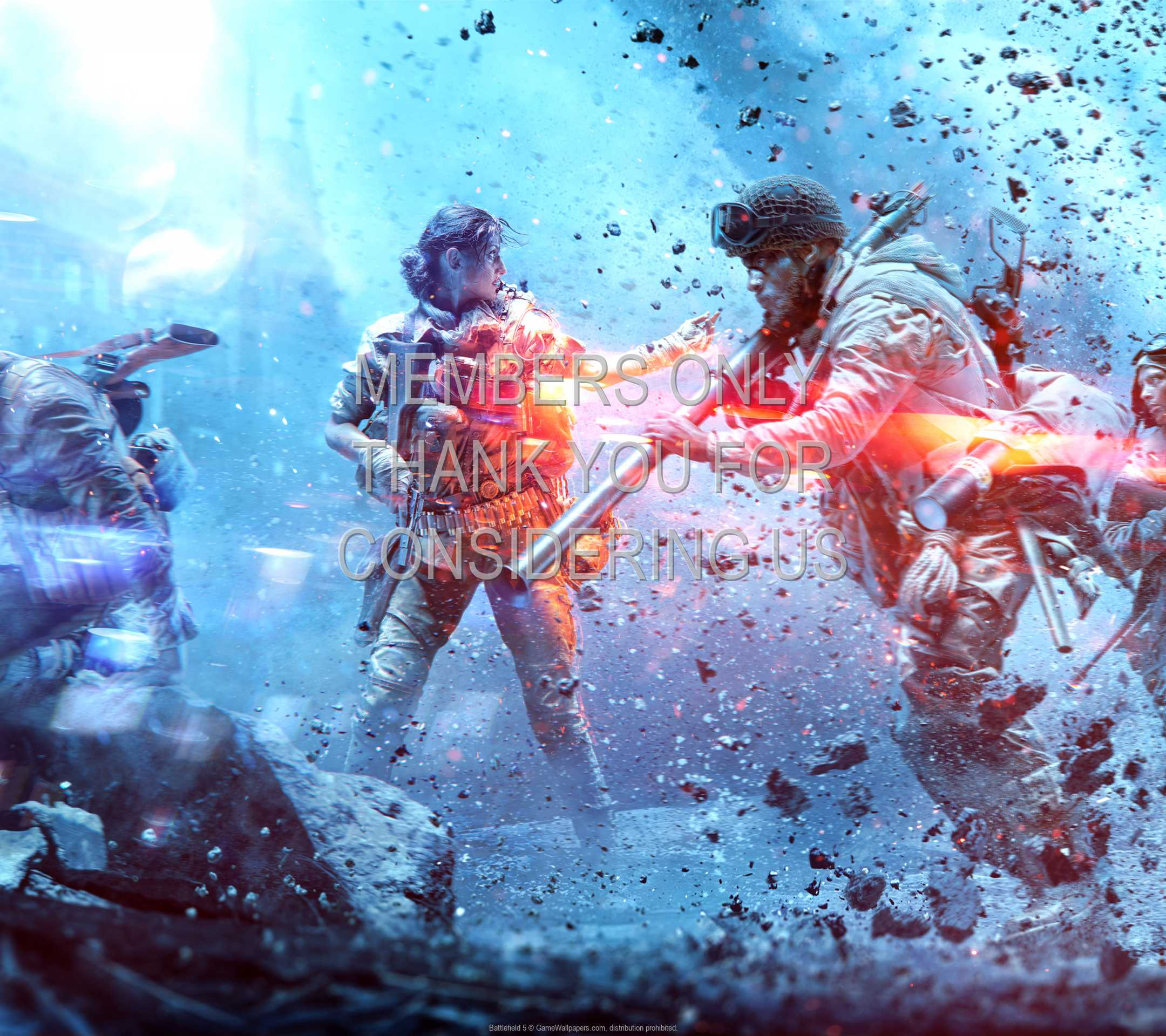 Battlefield 5 1080p Horizontal Mobile wallpaper or background 04