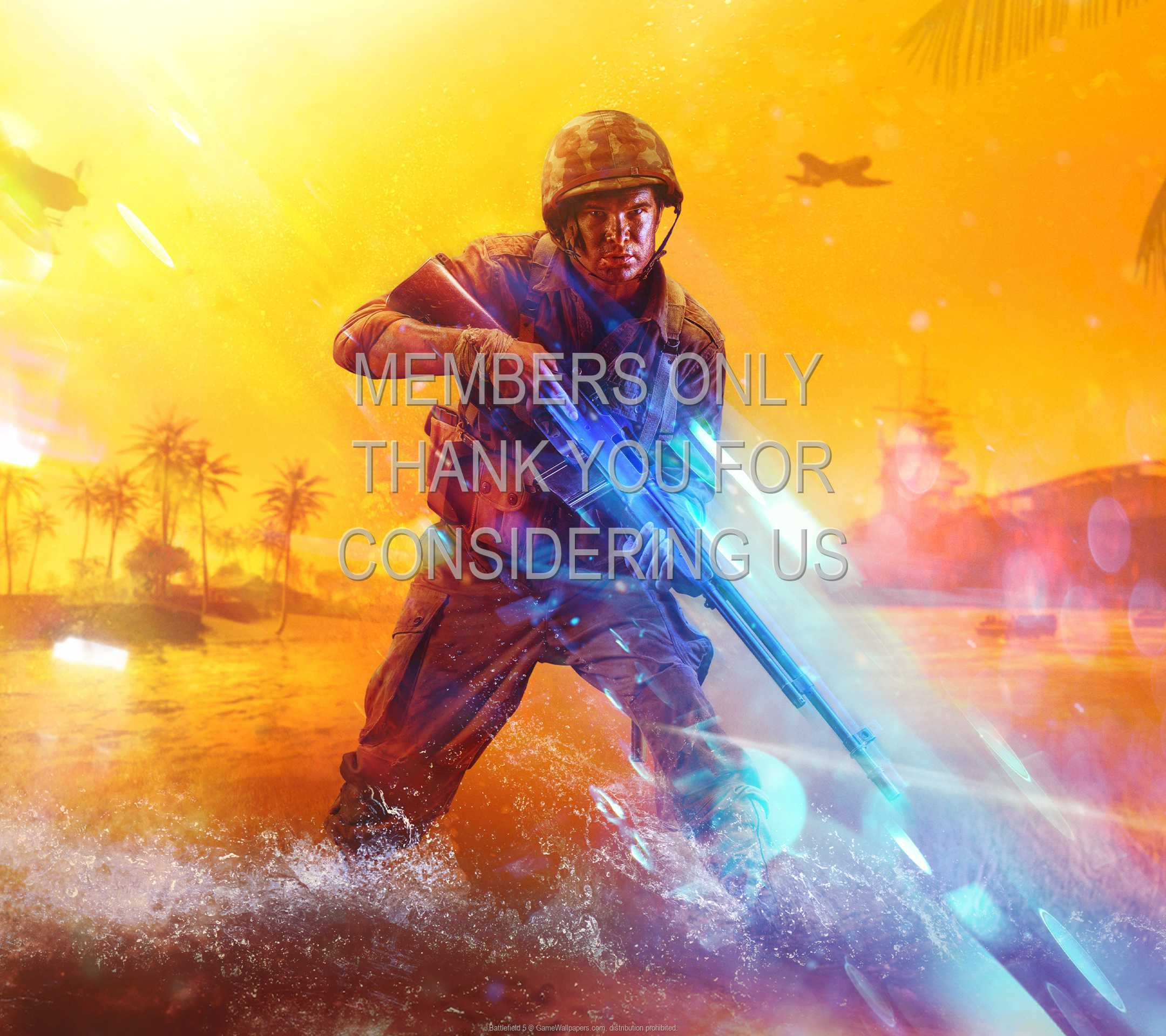 Battlefield 5 1080p Horizontal Móvil fondo de escritorio 06