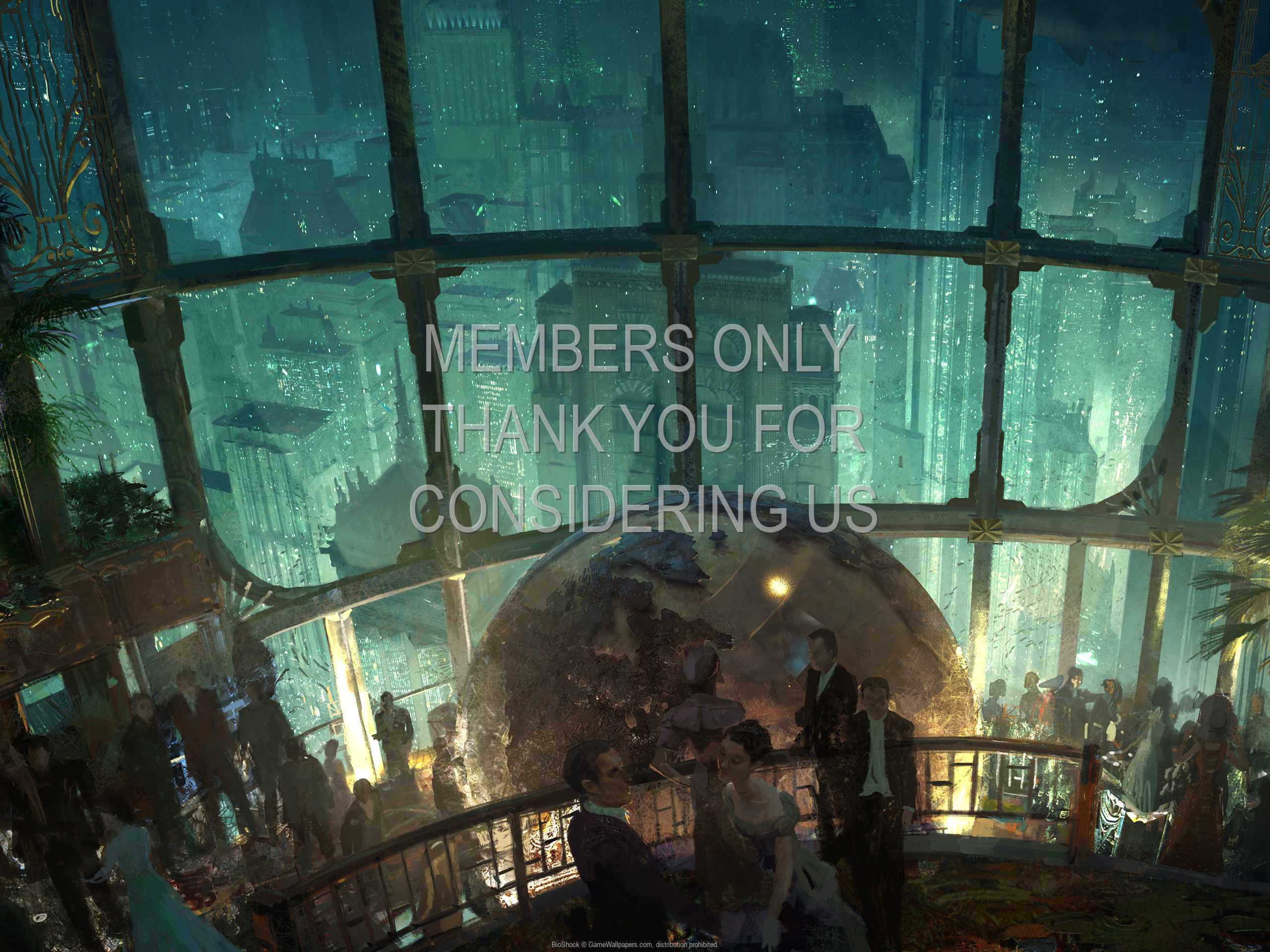 BioShock 1080p Horizontal Mobile fond d'écran 06