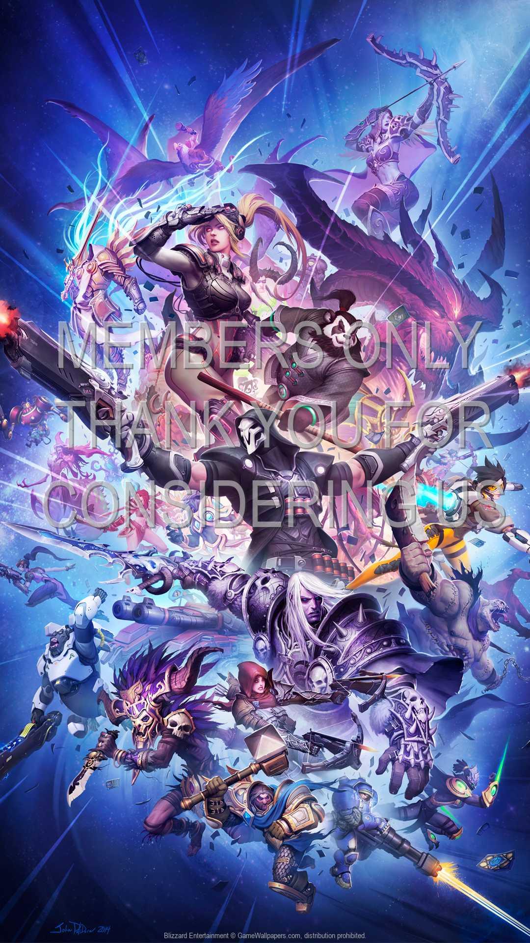 Blizzard Entertainment 1080p Vertical Mobile wallpaper or background 02