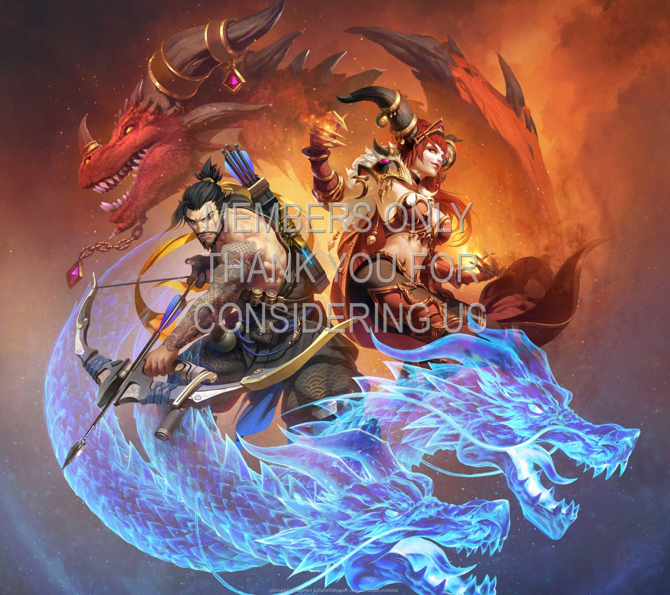 Blizzard Entertainment 1080p Horizontal Mobile wallpaper or background 04