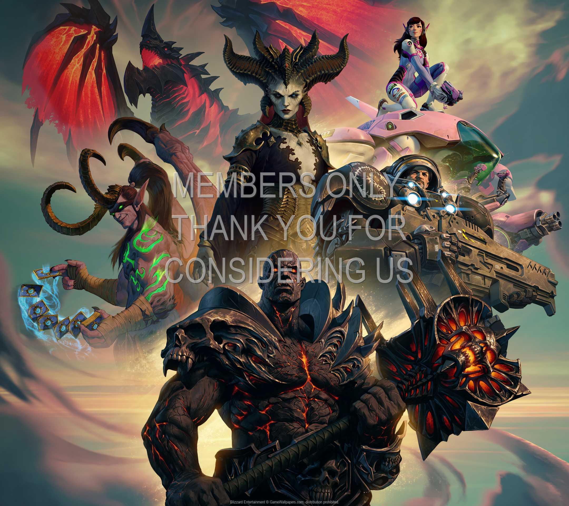 Blizzard Entertainment 1080p Horizontal Handy Hintergrundbild 06